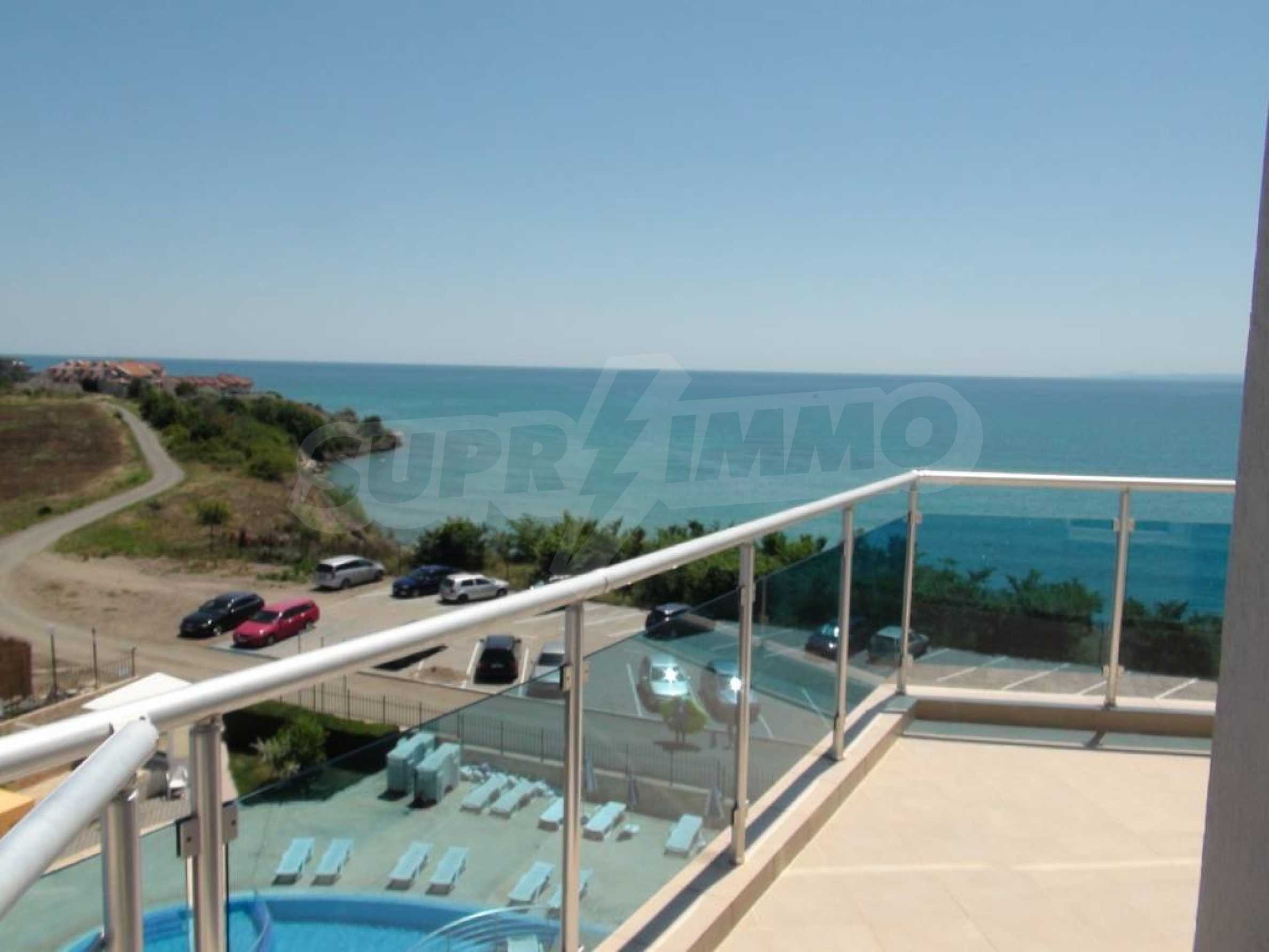 Large apartment with sea view in a complex near the villages of Ravda and Aheloy 3