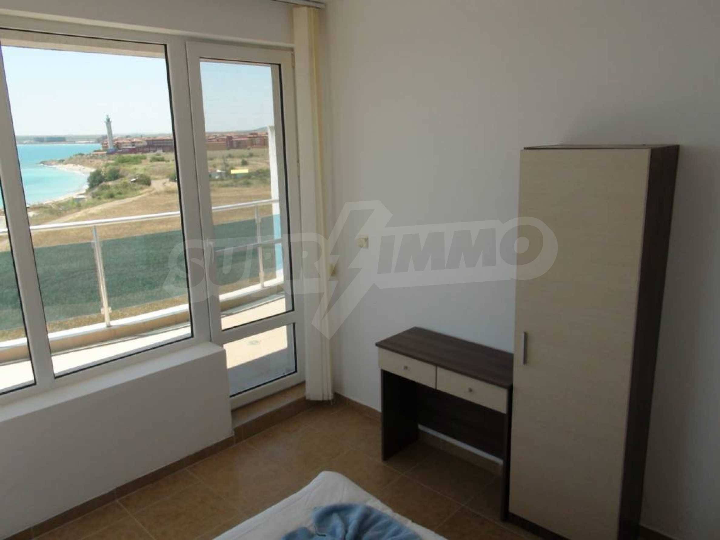 Large apartment with sea view in a complex near the villages of Ravda and Aheloy 45