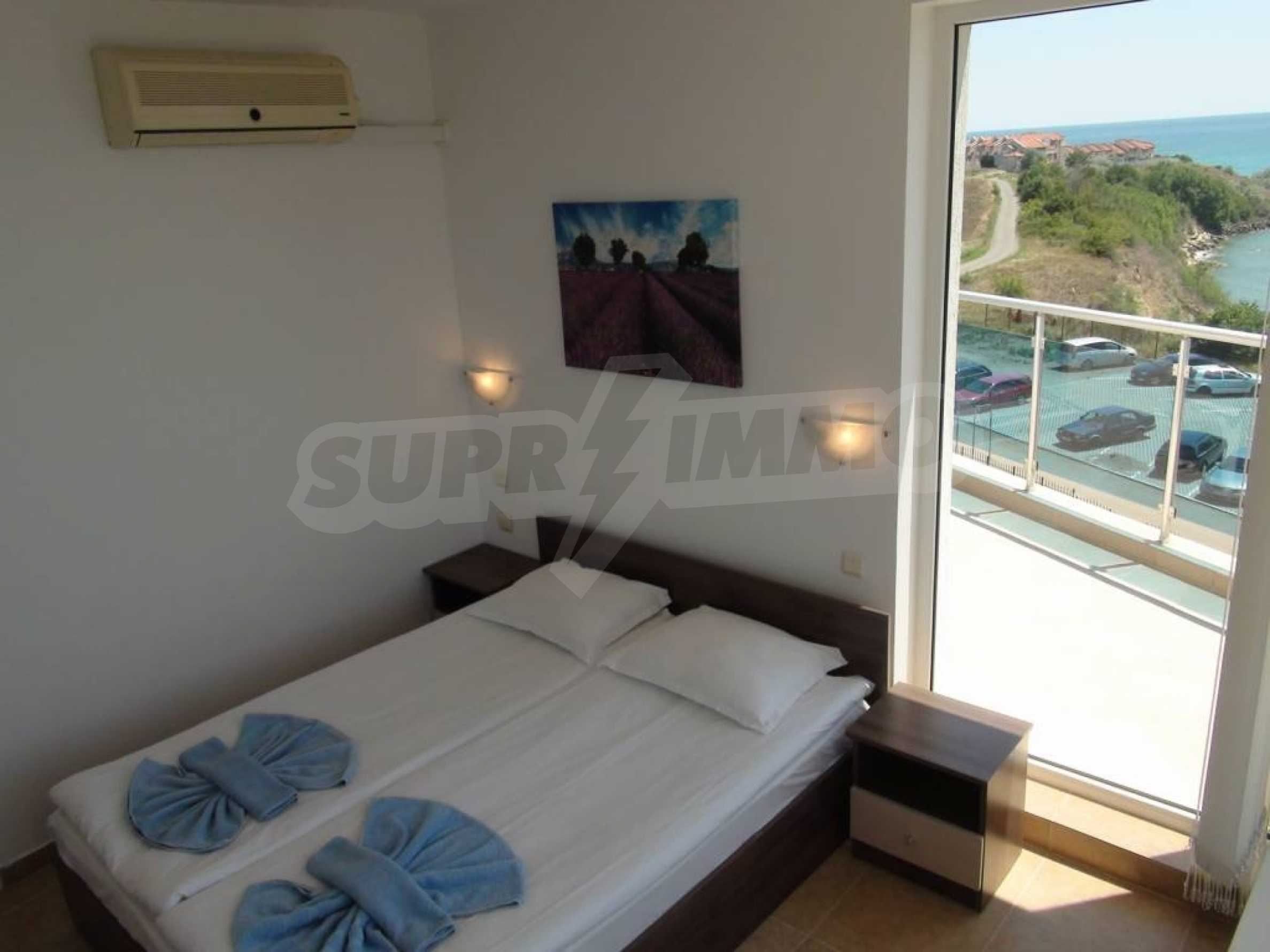 Large apartment with sea view in a complex near the villages of Ravda and Aheloy 47