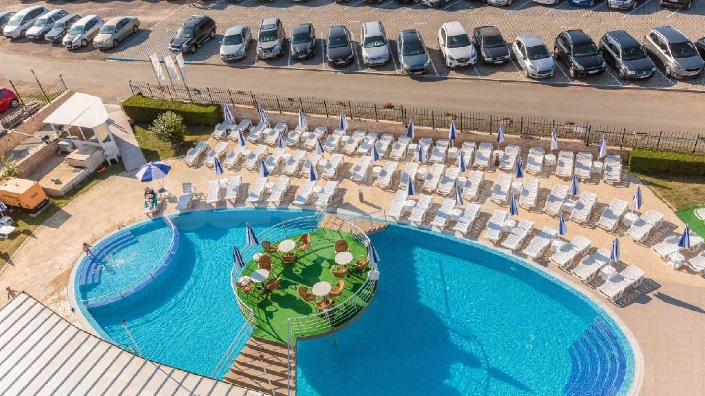 Large apartment with sea view in a complex near the villages of Ravda and Aheloy 65