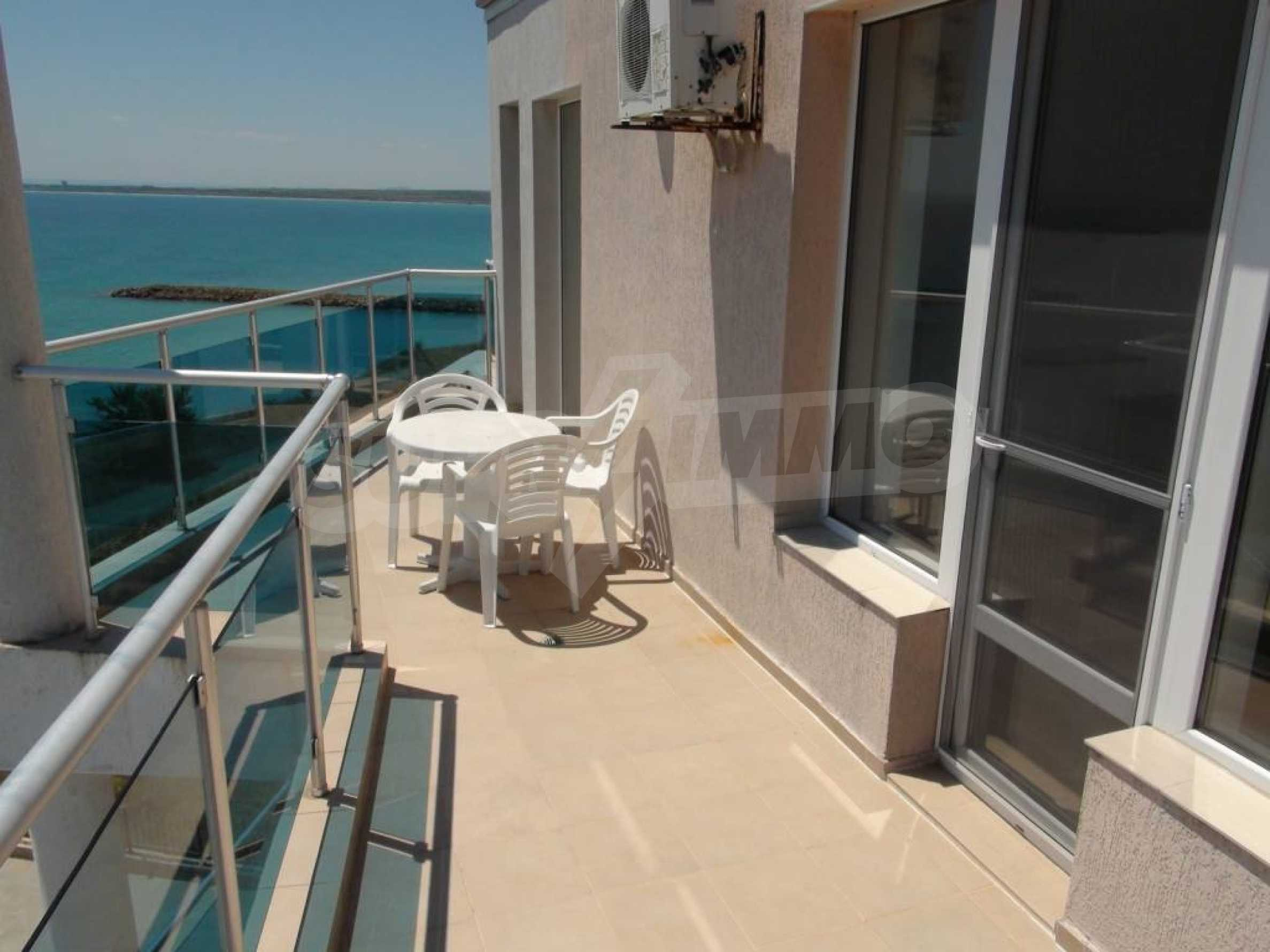 Large apartment with sea view in a complex near the villages of Ravda and Aheloy 6
