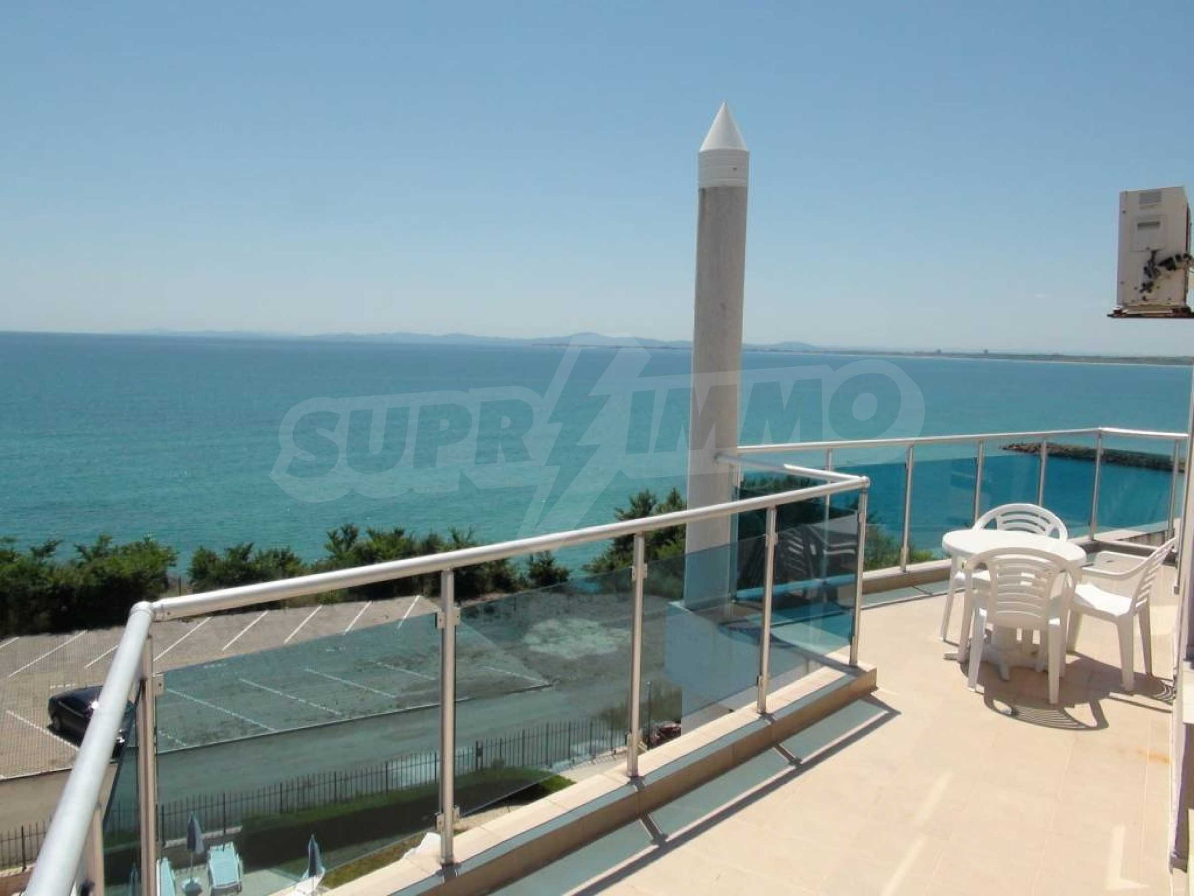 Large apartment with sea view in a complex near the villages of Ravda and Aheloy 7