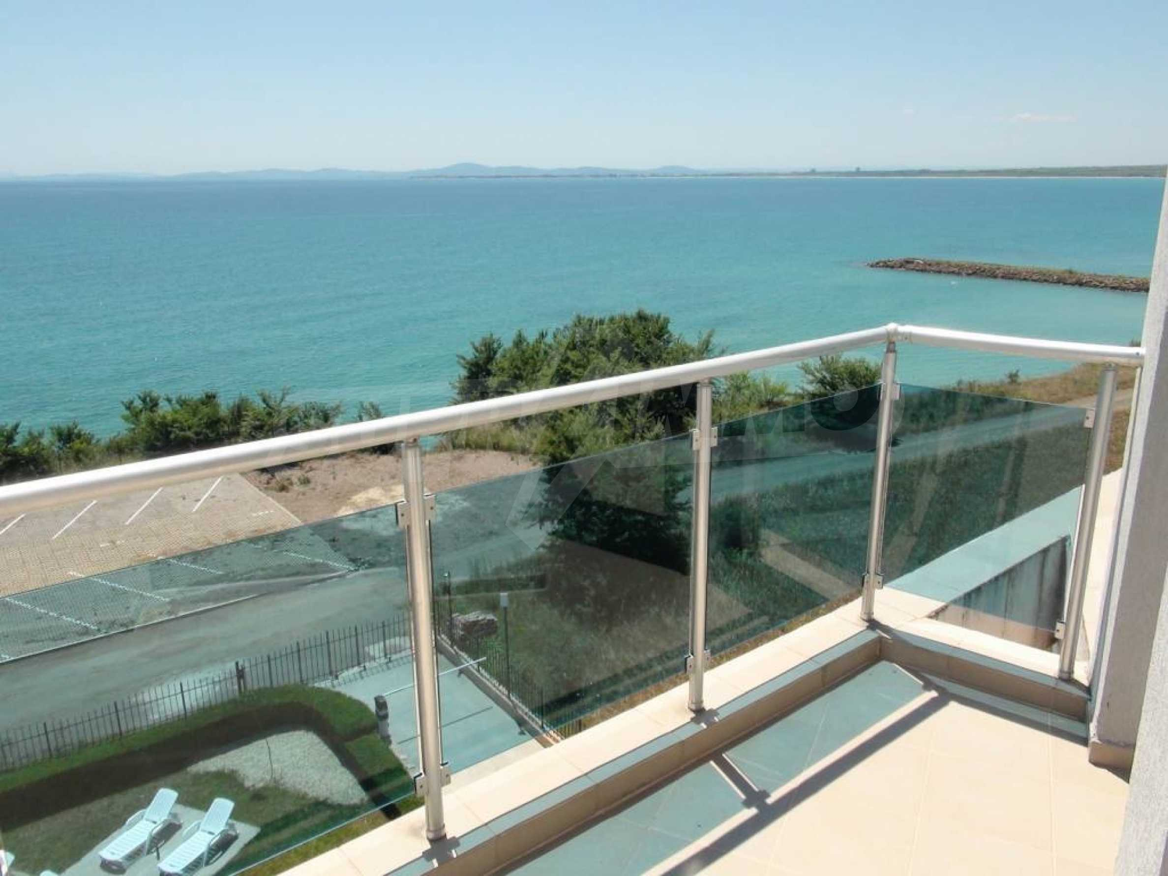 Large apartment with sea view in a complex near the villages of Ravda and Aheloy 8