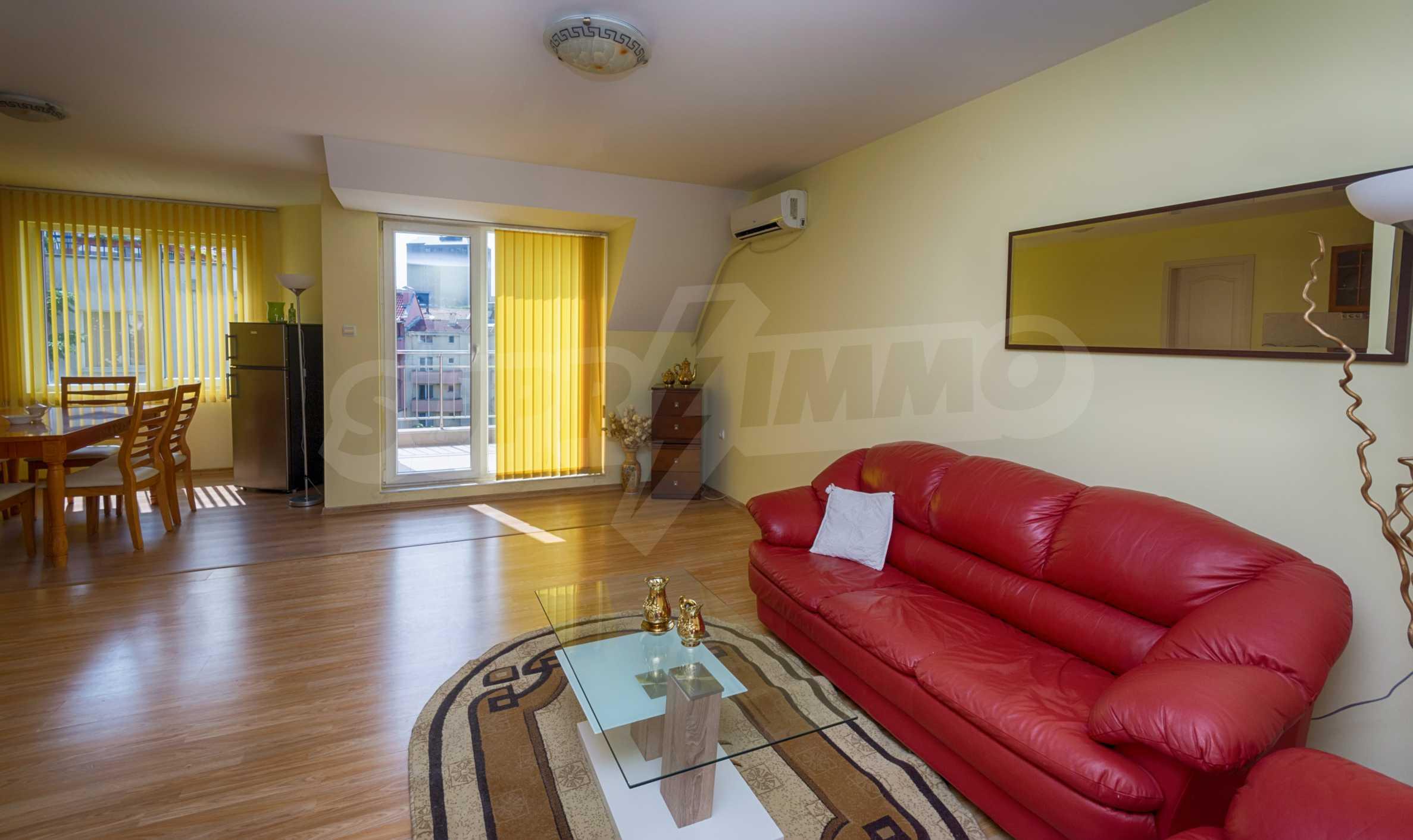 Многостаен апартамент до Гранд Хотел Пловдив