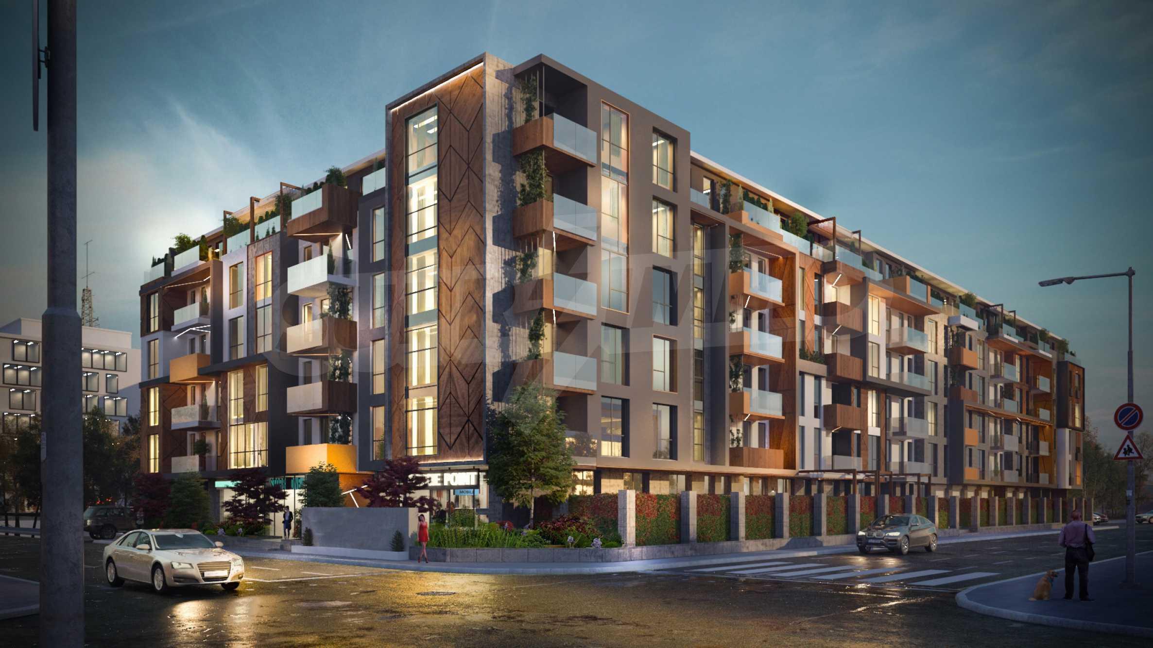 Ексклузивен комплекс на отлична локация в близост до бъдеща метростанция  9