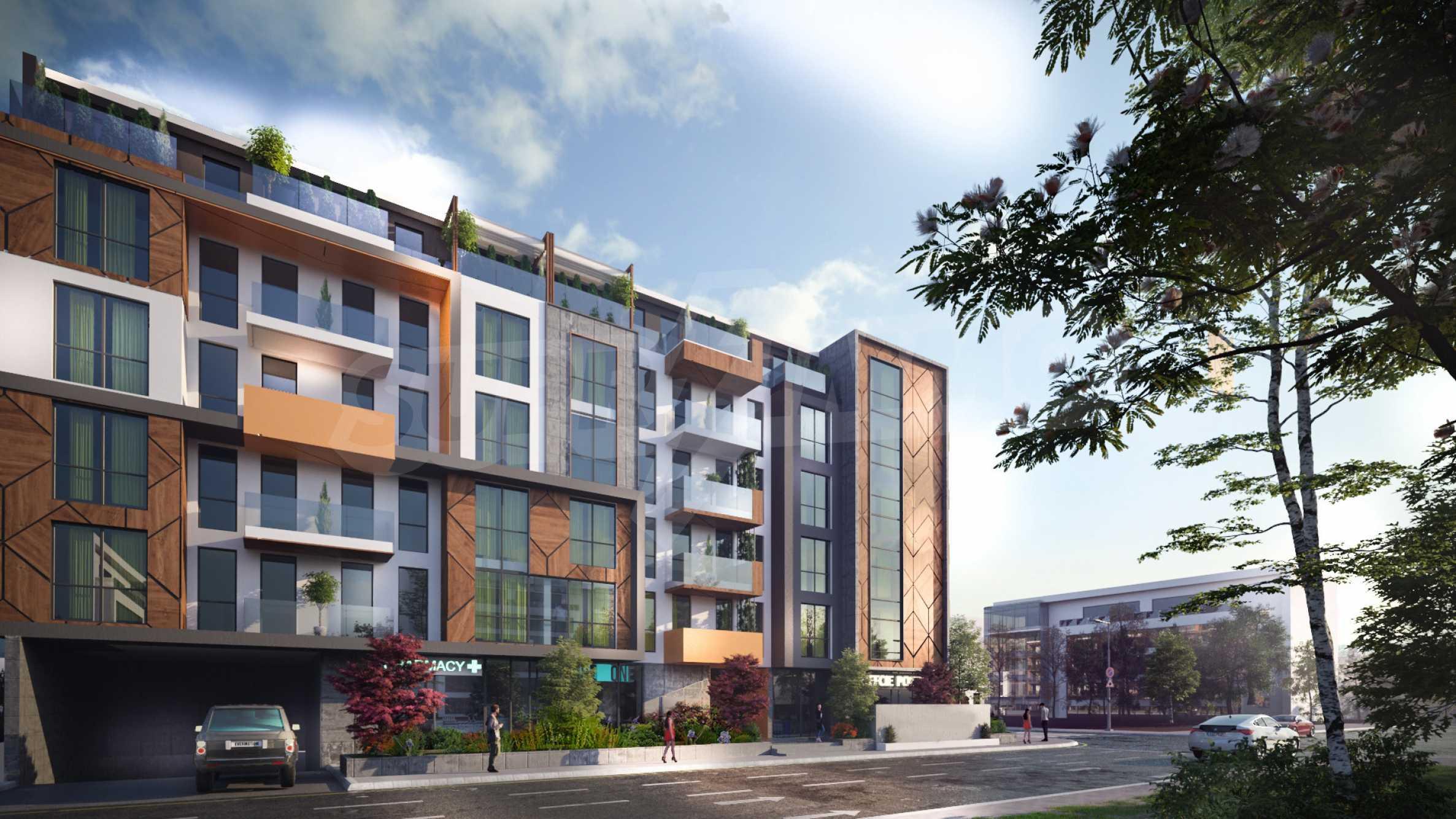 Ексклузивен комплекс на отлична локация в близост до бъдеща метростанция  10