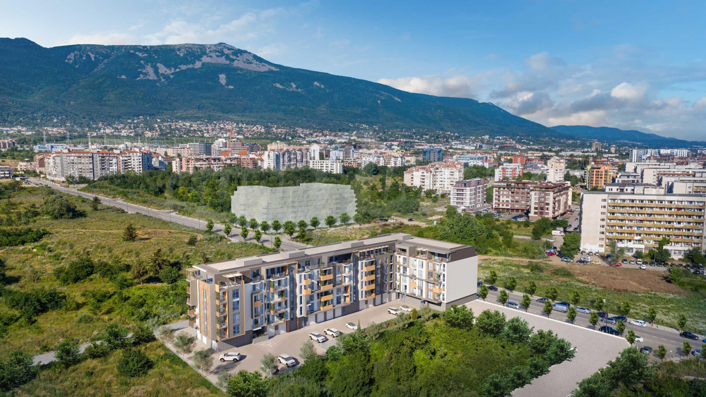 Ексклузивен комплекс на отлична локация в близост до бъдеща метростанция  1