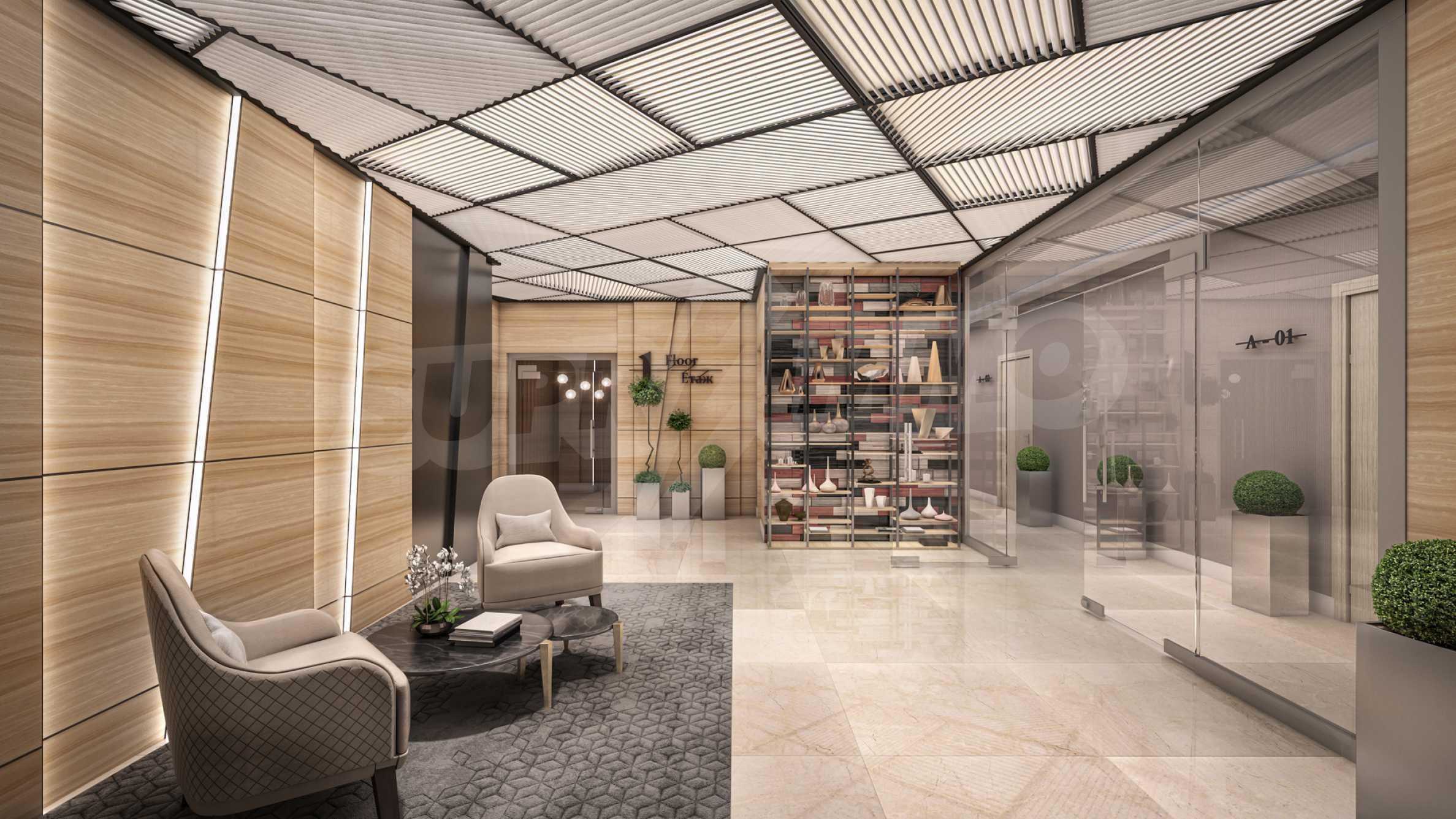 Ексклузивен комплекс на отлична локация в близост до бъдеща метростанция  8