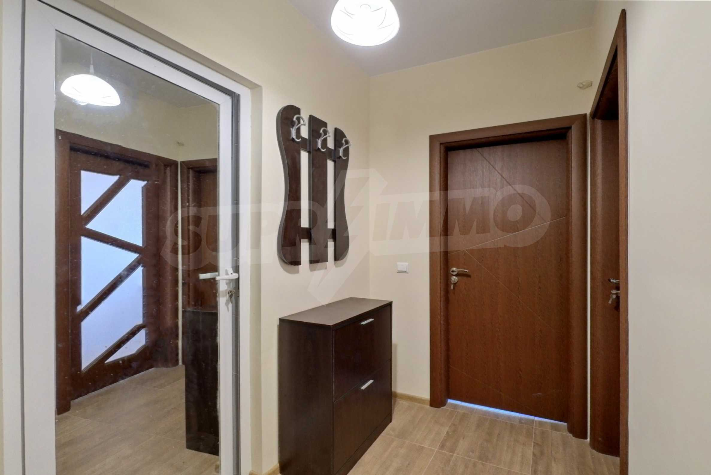 South apartment with underground parking space in Krastova Vada district for rent 9