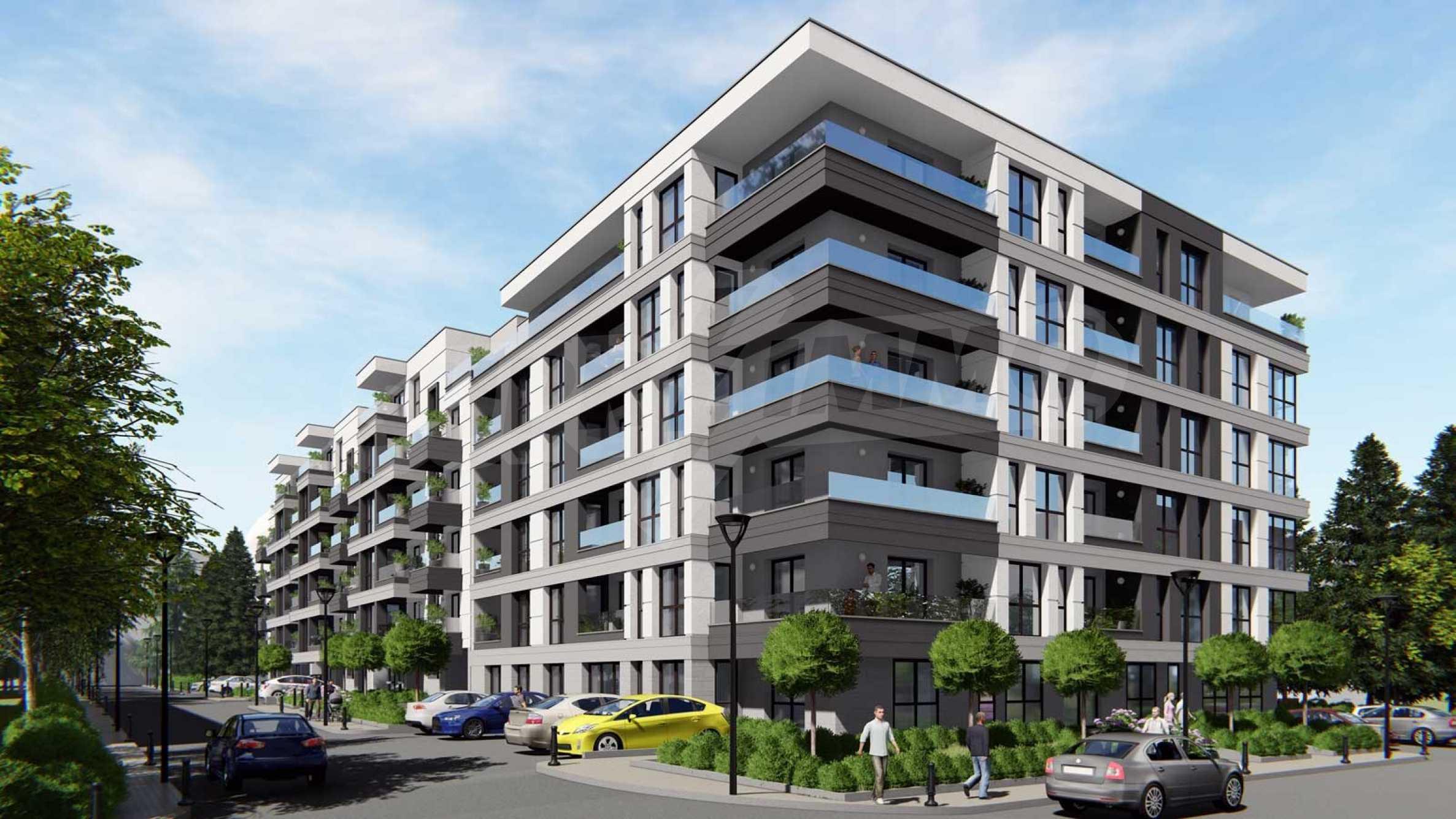 Продажа двухкомнатной квартиры в новостройке в Дарвенице 2