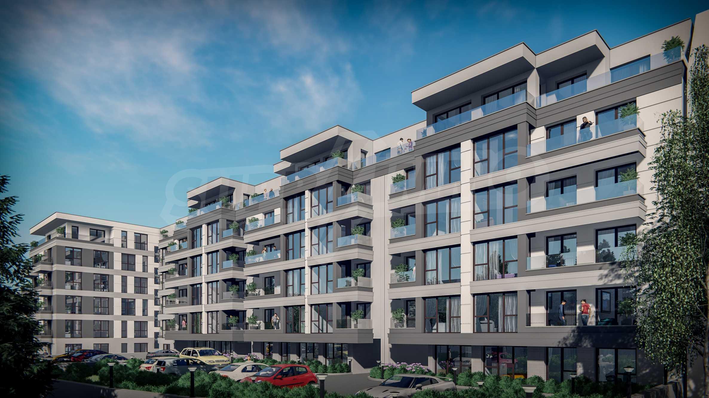 Продажа двухкомнатной квартиры в новостройке в Дарвенице 1