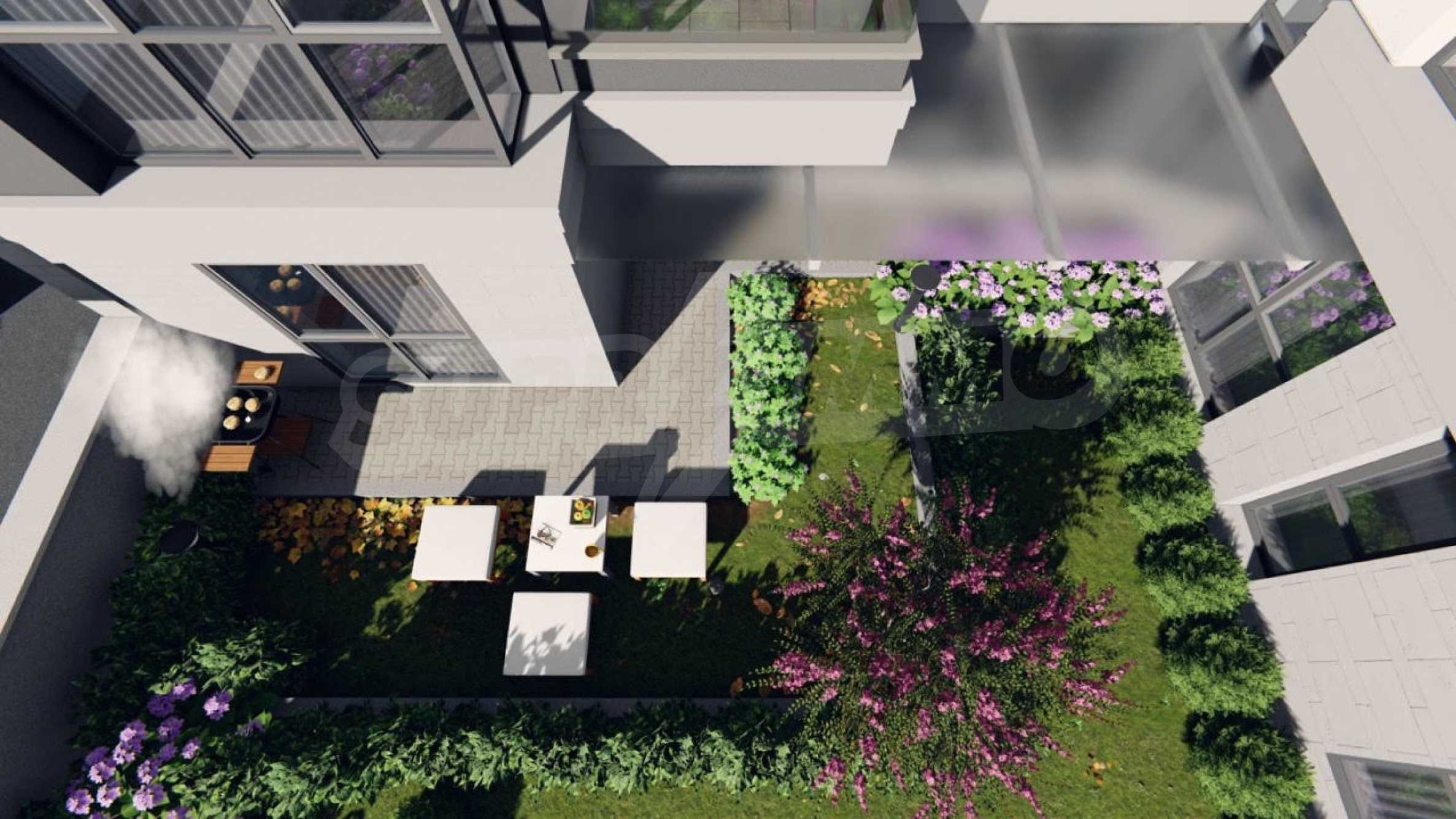 One bedroom apartment for sale in a new building in Darvenitsa 3