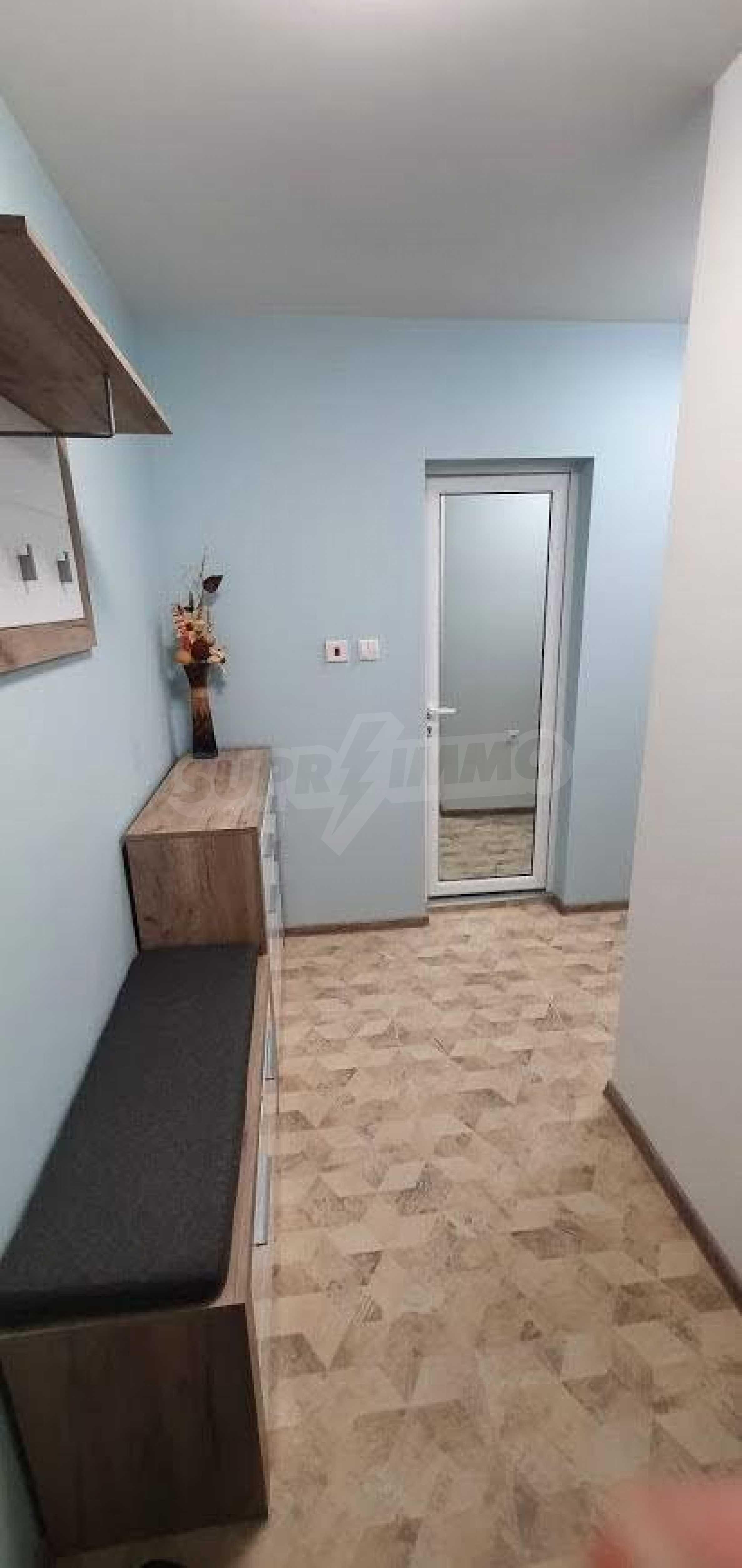 Новая стильно меблированная двухкомнатная квартира в Пловдиве, Центральный район, Каменица 12