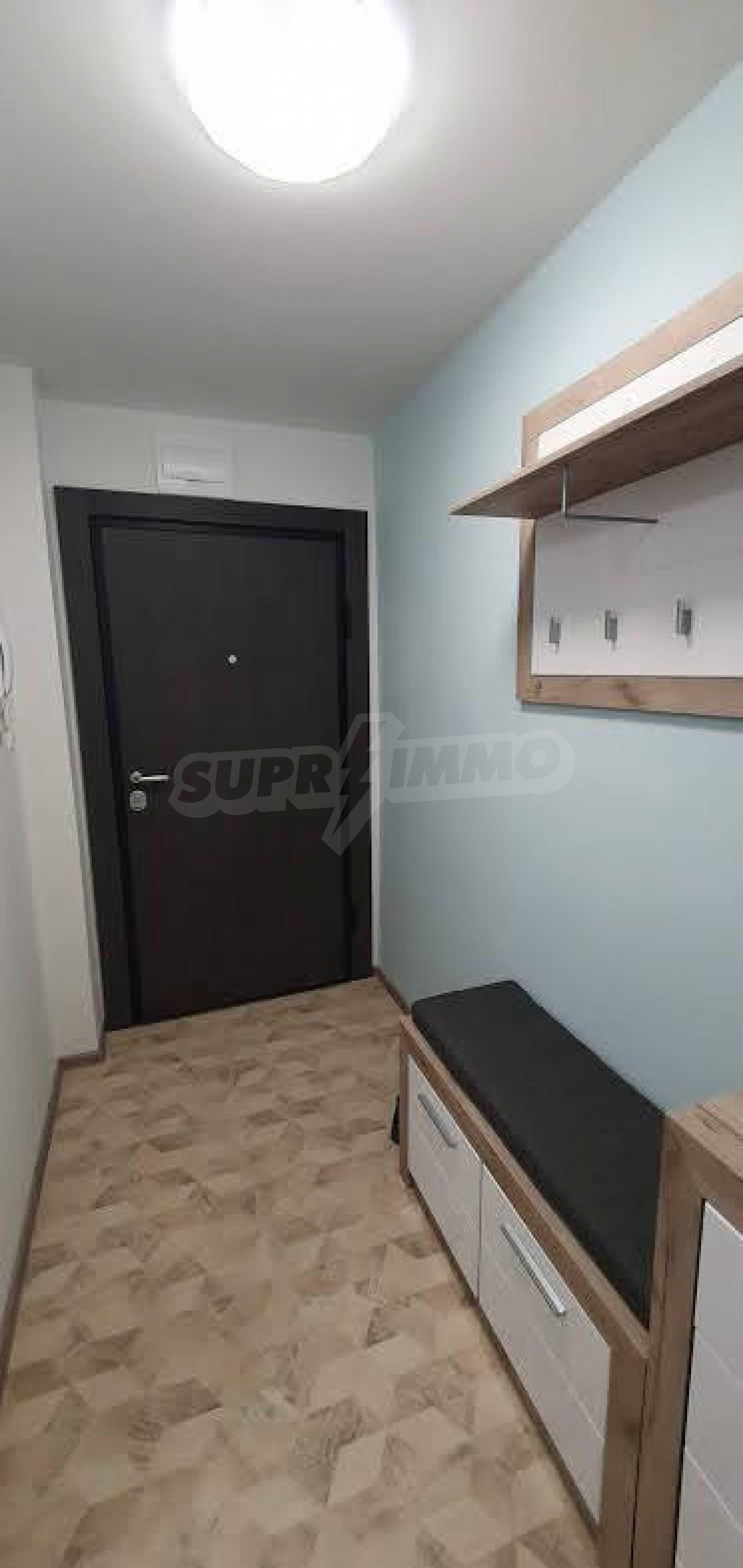 Новая стильно меблированная двухкомнатная квартира в Пловдиве, Центральный район, Каменица 13