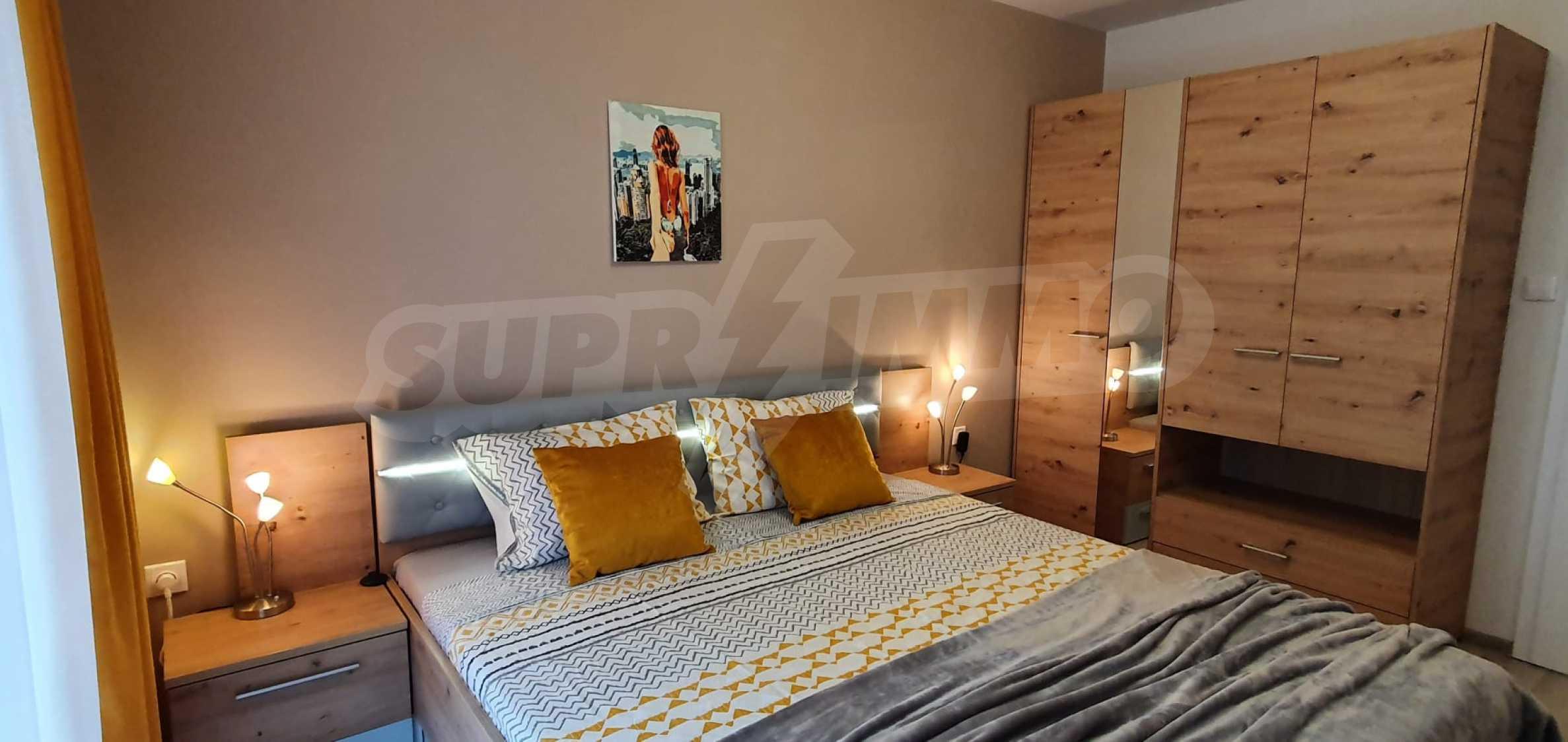Новая стильно меблированная двухкомнатная квартира в Пловдиве, Центральный район, Каменица 7