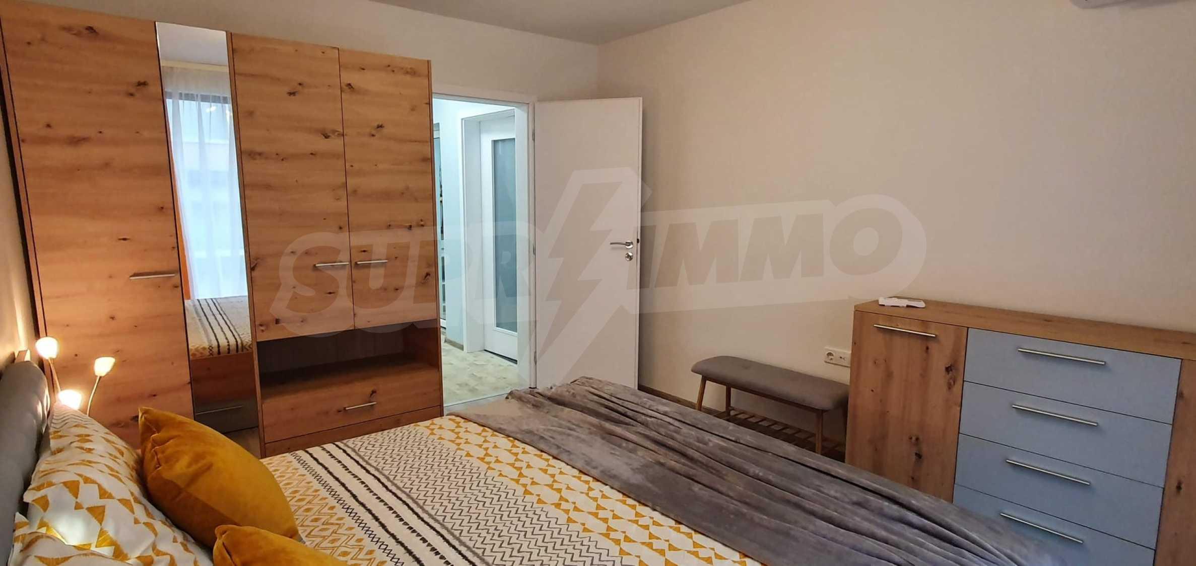 Новая стильно меблированная двухкомнатная квартира в Пловдиве, Центральный район, Каменица 8