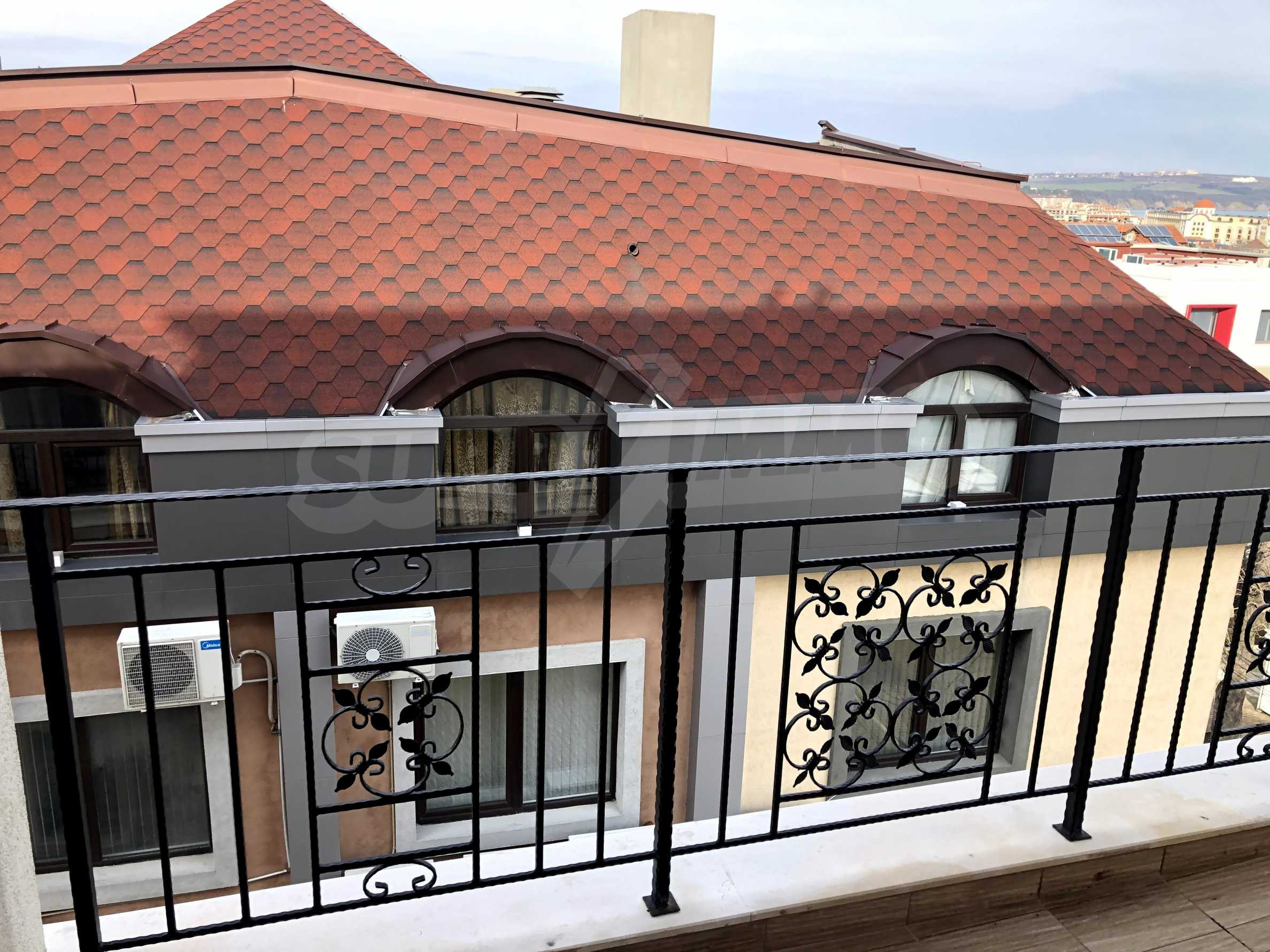 Apartment The Center - turnkey property with sea view, in the center of Obzor 15