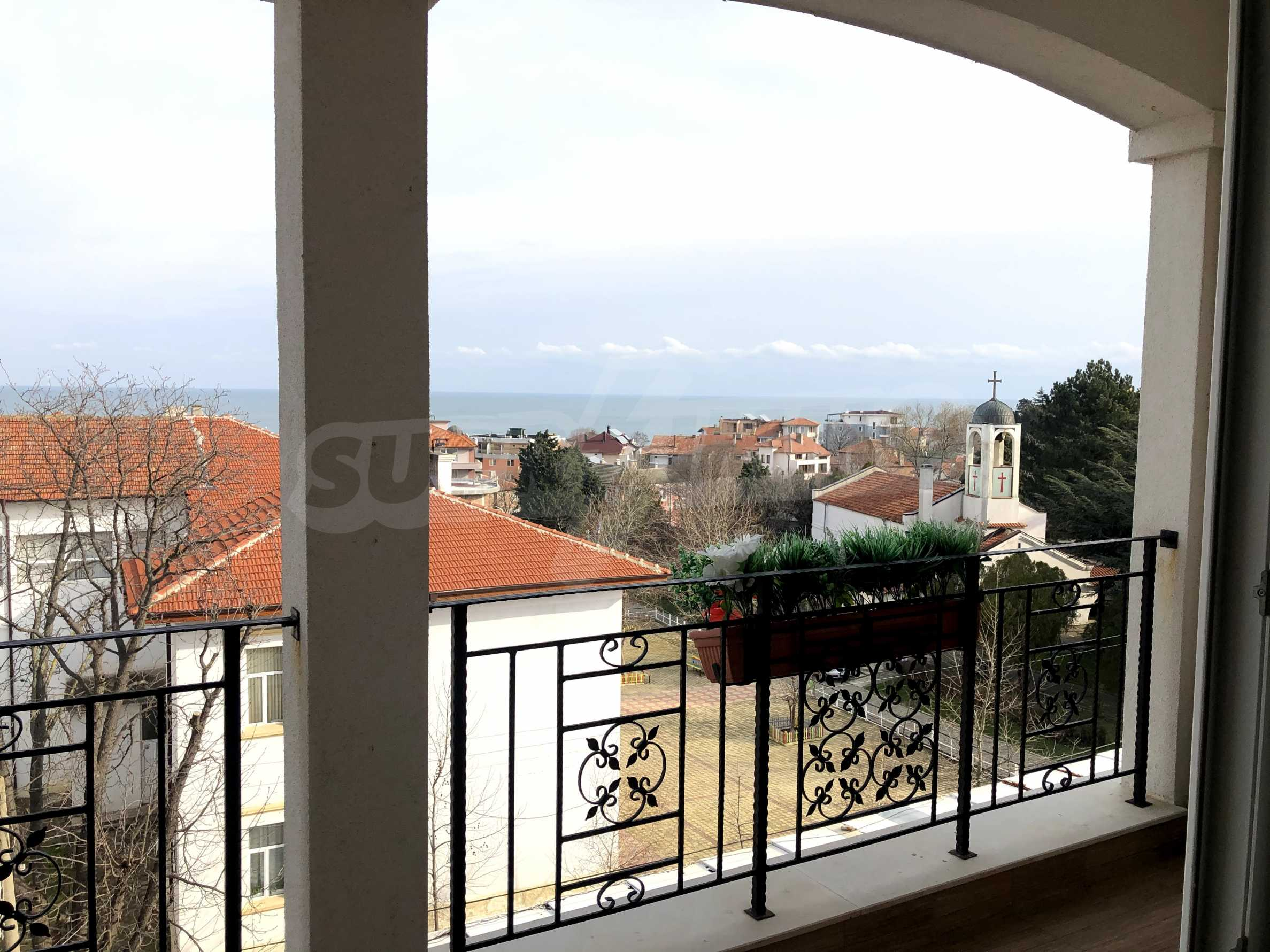Apartment The Center - turnkey property with sea view, in the center of Obzor 17