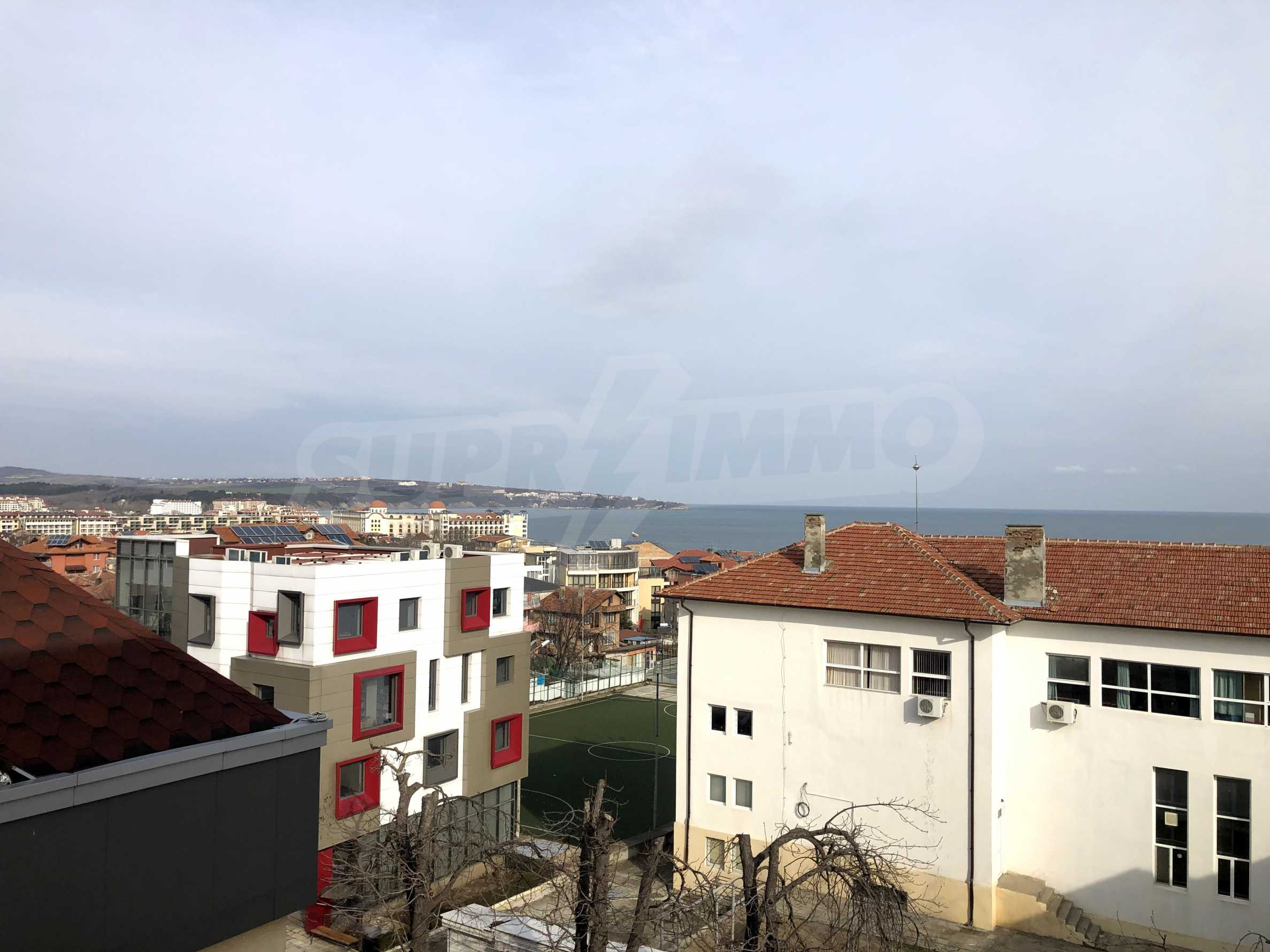 Apartment The Center - turnkey property with sea view, in the center of Obzor 18
