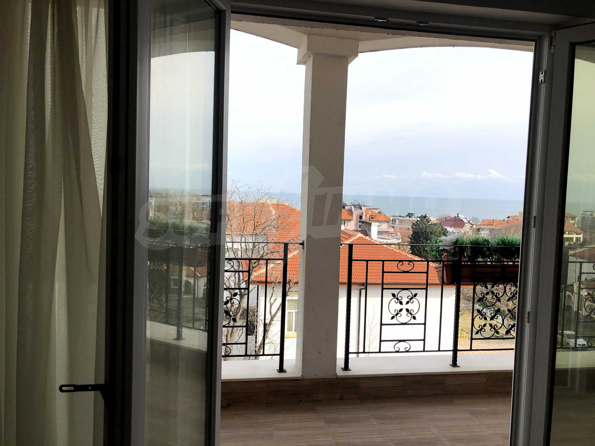 Apartment The Center - turnkey property with sea view, in the center of Obzor 19