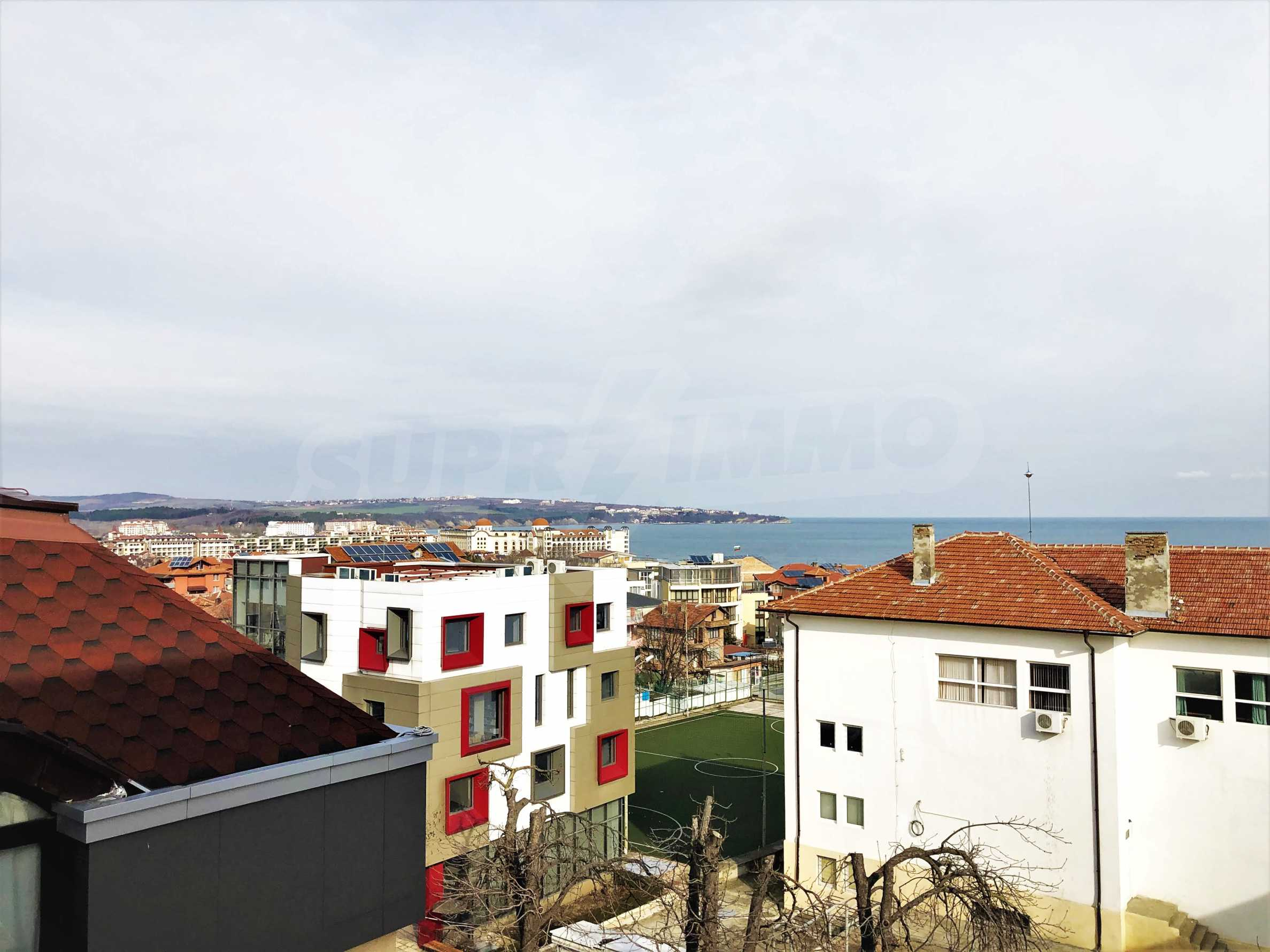 Apartment The Center - turnkey property with sea view, in the center of Obzor 6