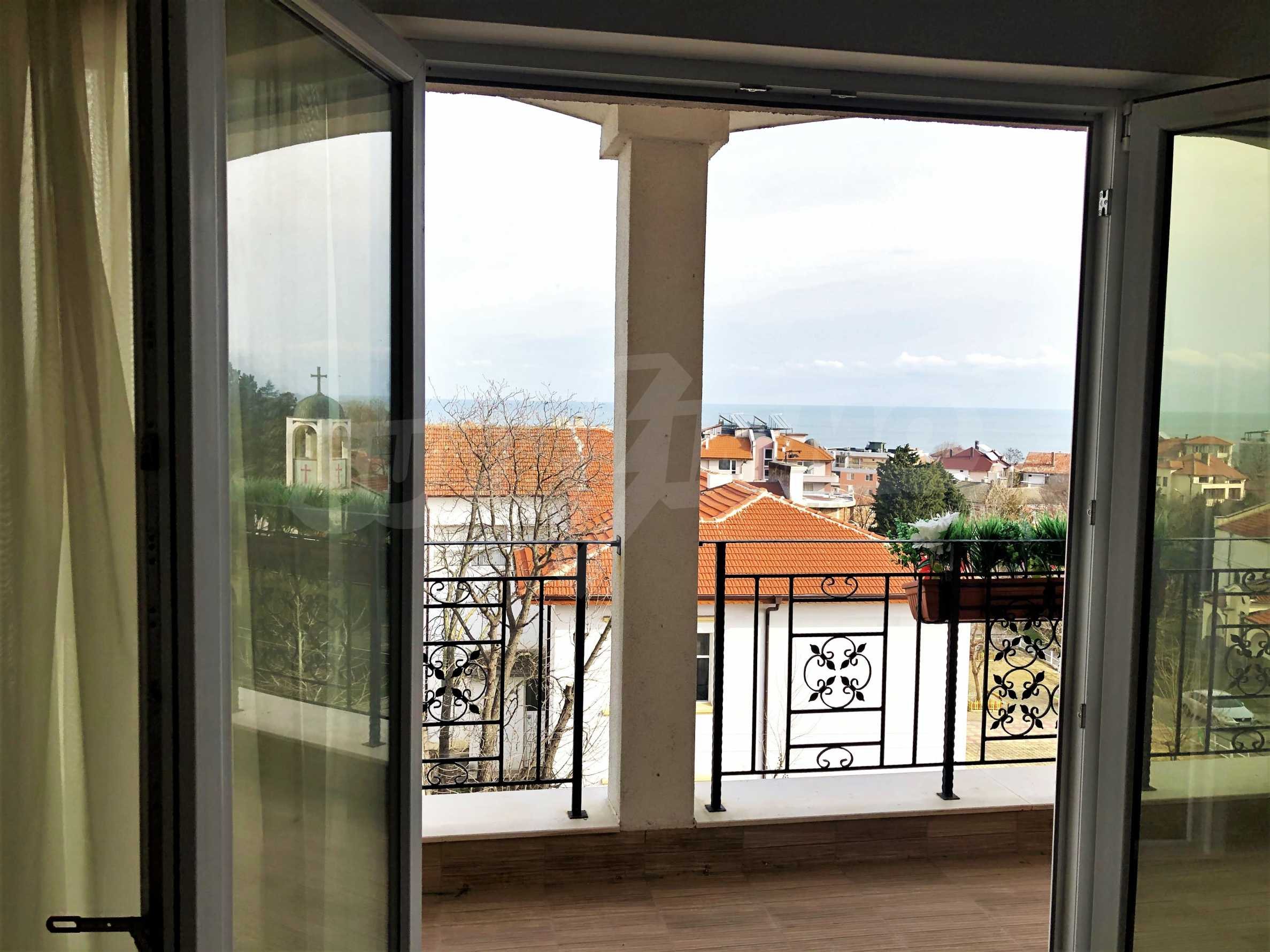 Apartment The Center - turnkey property with sea view, in the center of Obzor 2