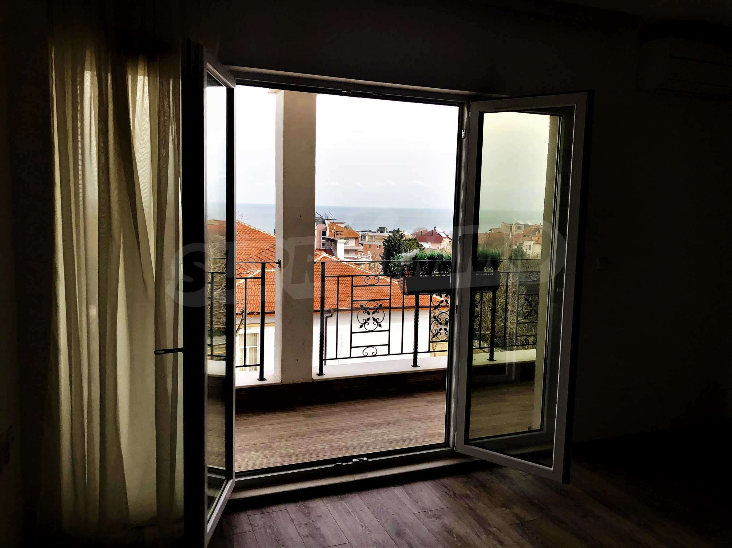 Apartment The Center - turnkey property with sea view, in the center of Obzor 9