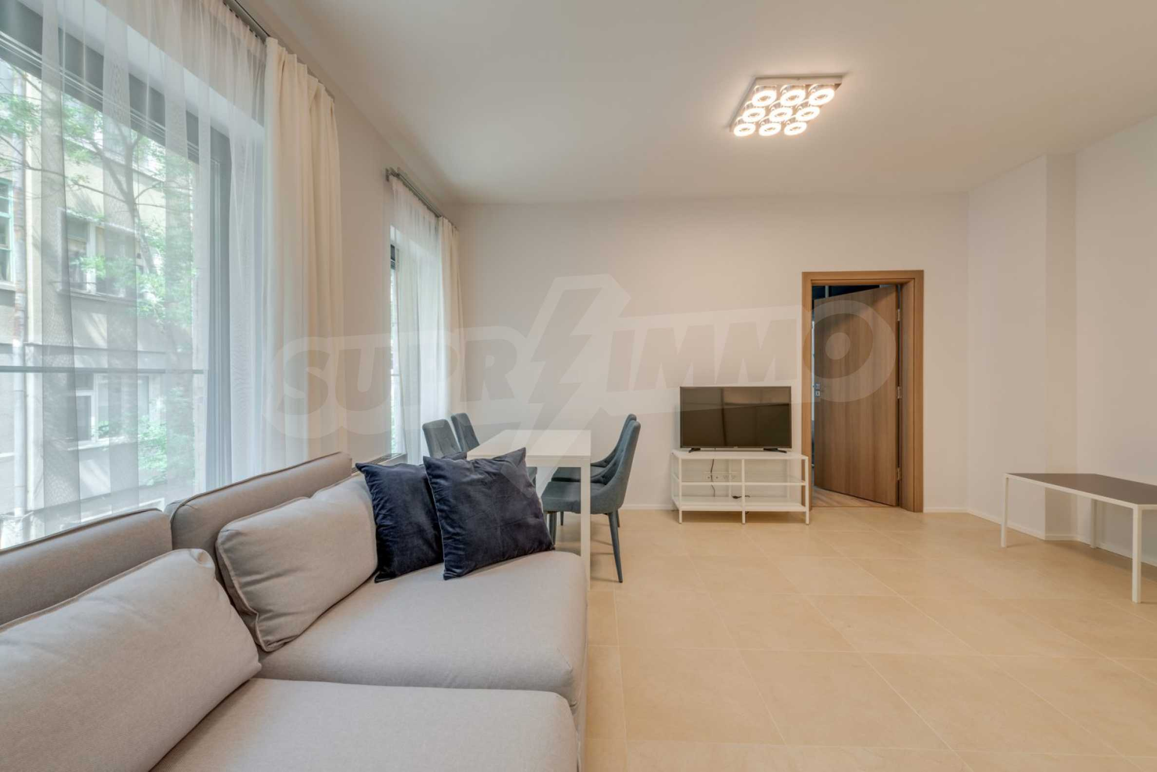 Stylish apartment in a boutique building near the National Palace of Culture 1