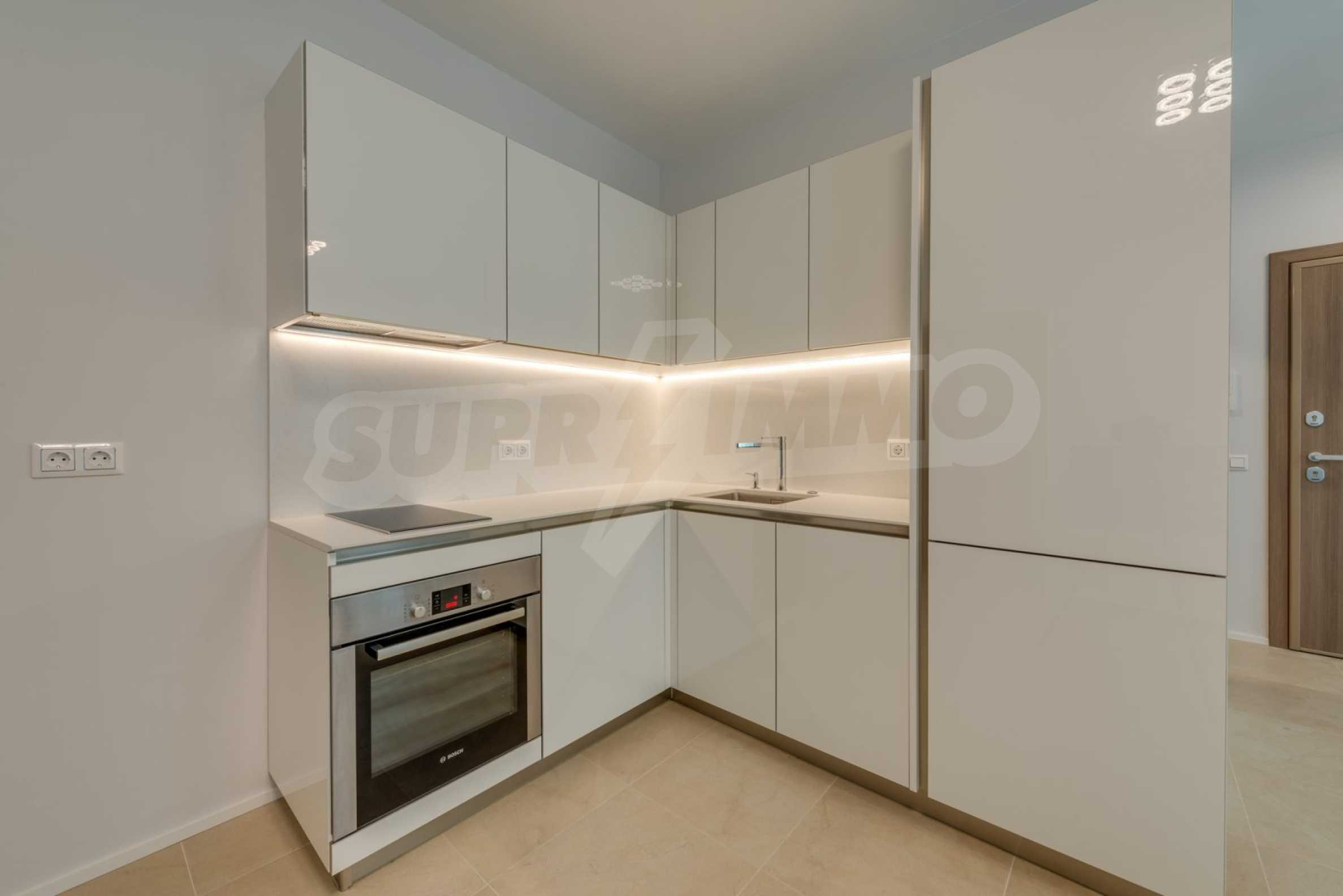 Stylish apartment in a boutique building near the National Palace of Culture 2