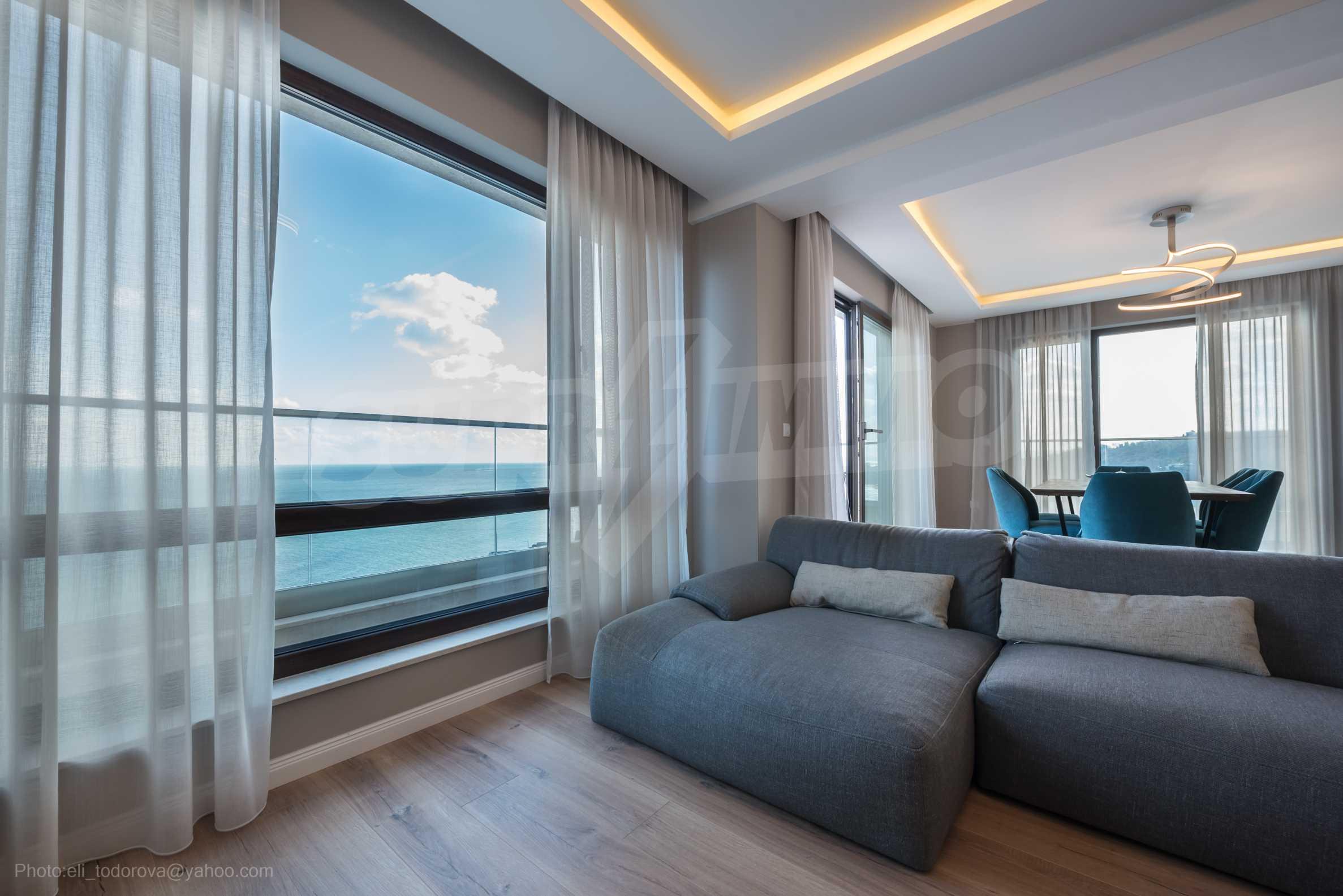 Апартамент Елеганс Вю - тристаен имот с уникална гледка към морето 3