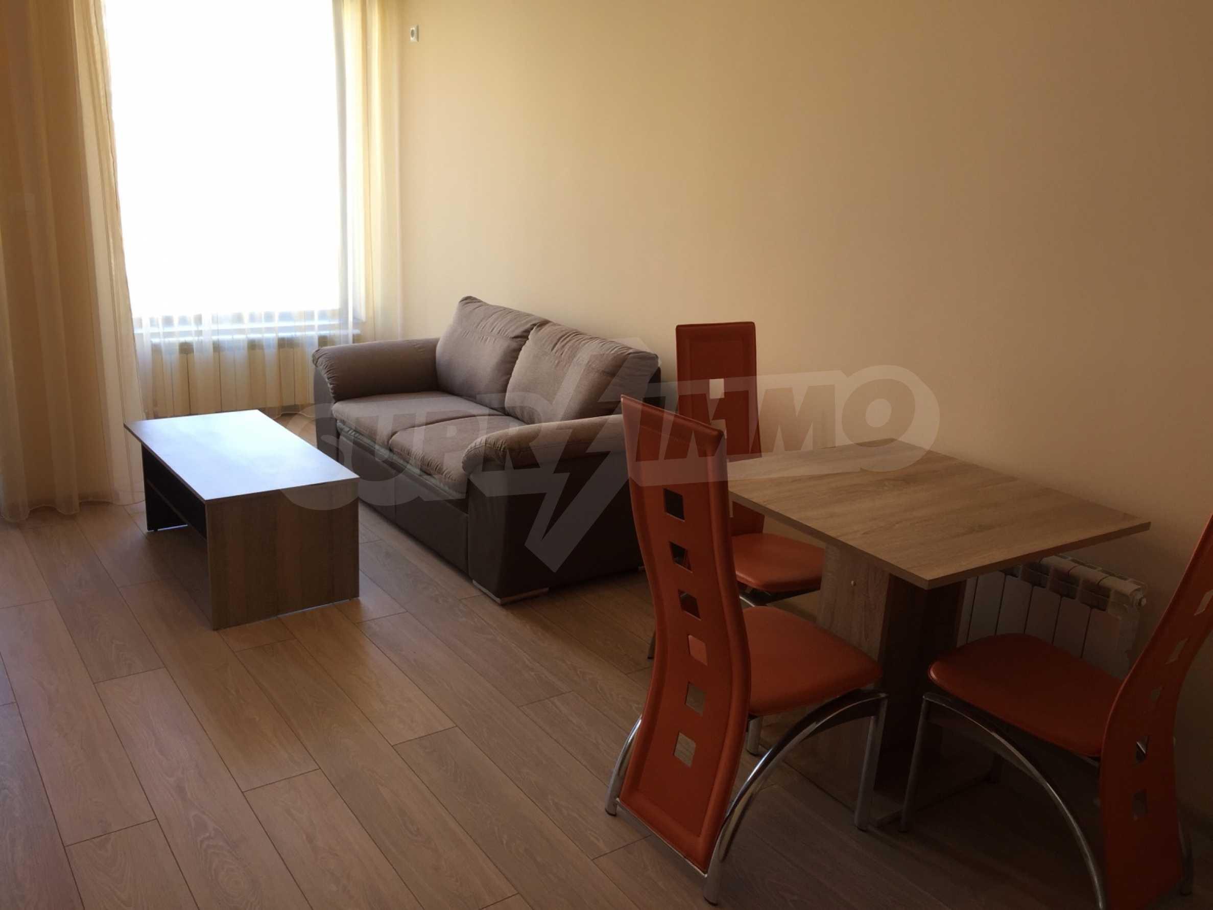 Cozy, one-bedroom apartment for rent in Studentski grad near NSA