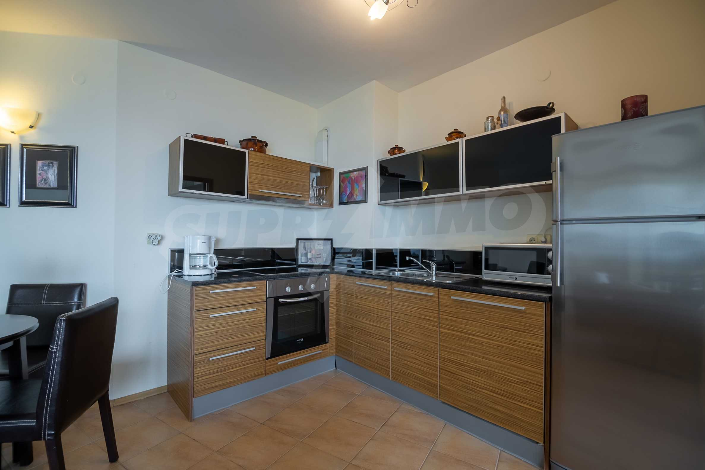 Penthouse Panorama - two-bedroom property overlooking the sea and the port