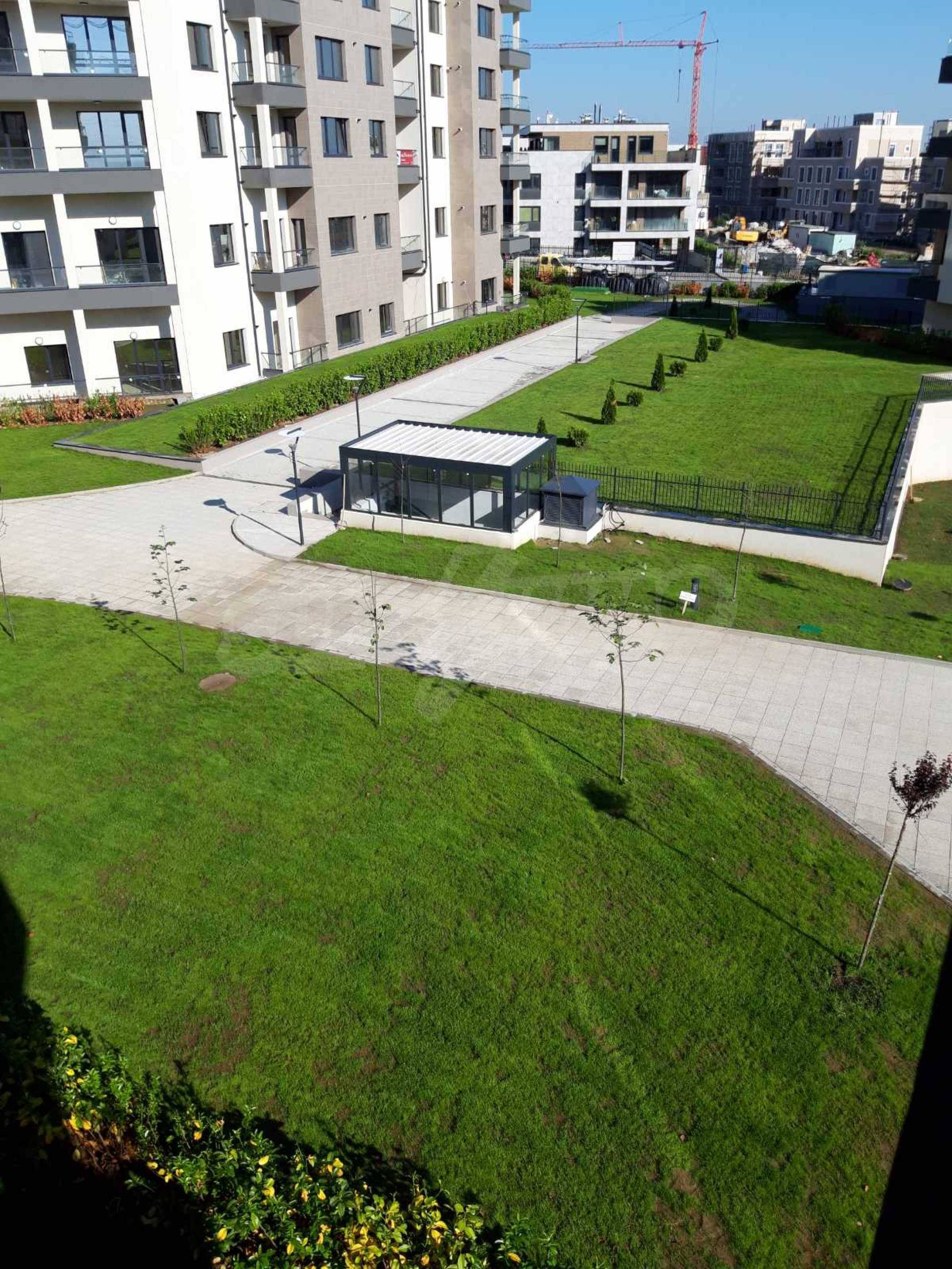 Brand new, one-bedroom apartment with parking space in Vitosha district