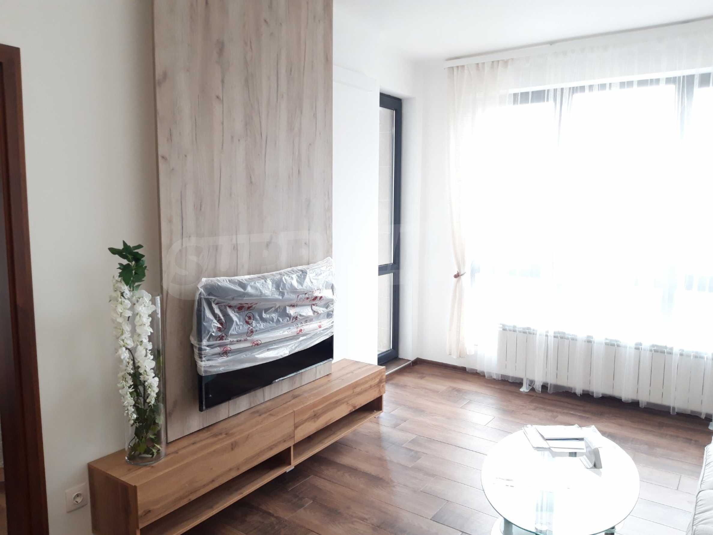 Brand new, one-bedroom apartment with parking space in Vitosha district 1