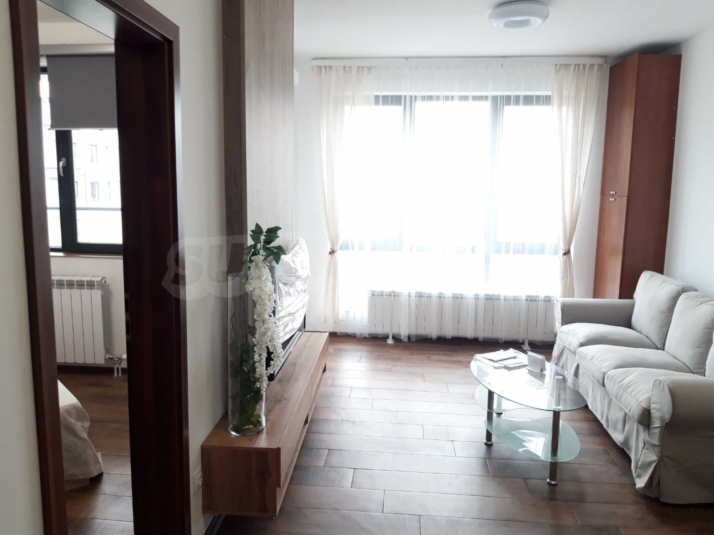 Brand new, one-bedroom apartment with parking space in Vitosha district 2