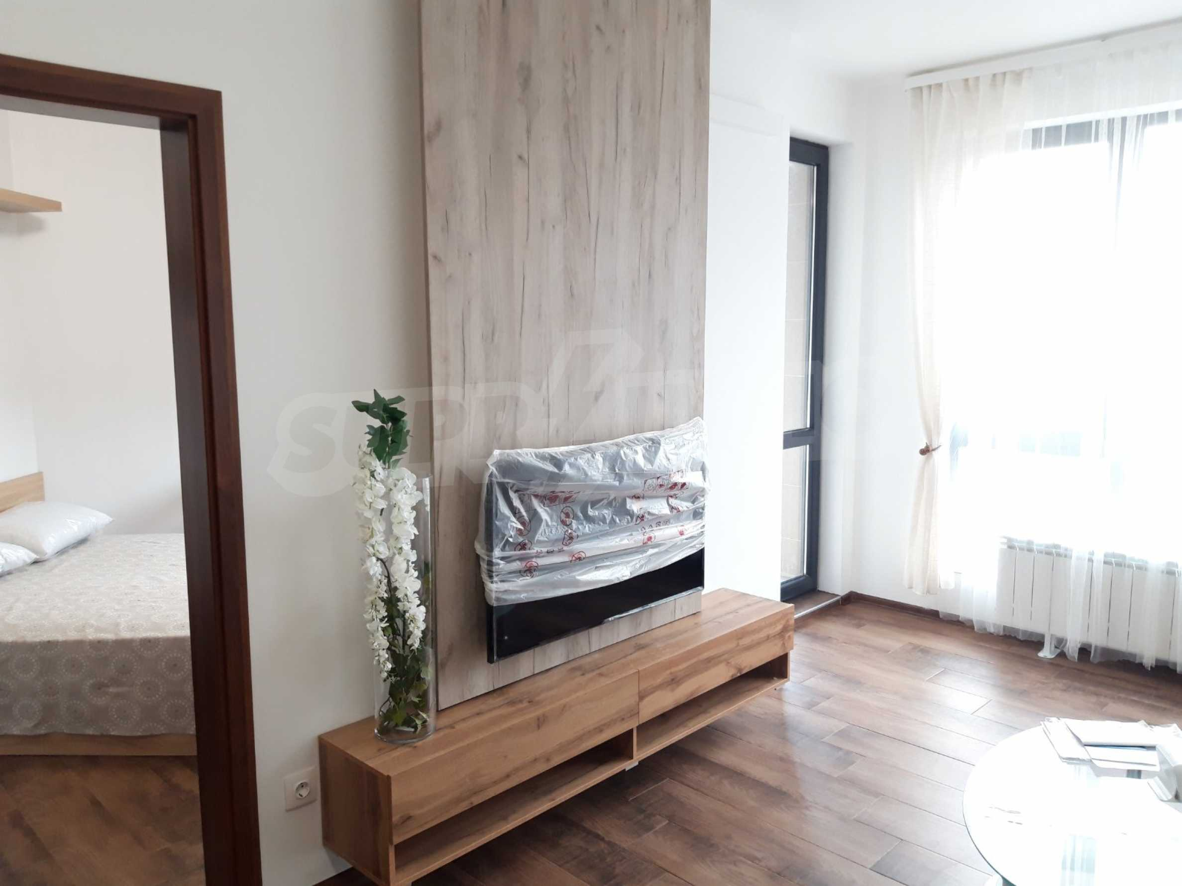 Brand new, one-bedroom apartment with parking space in Vitosha district 3