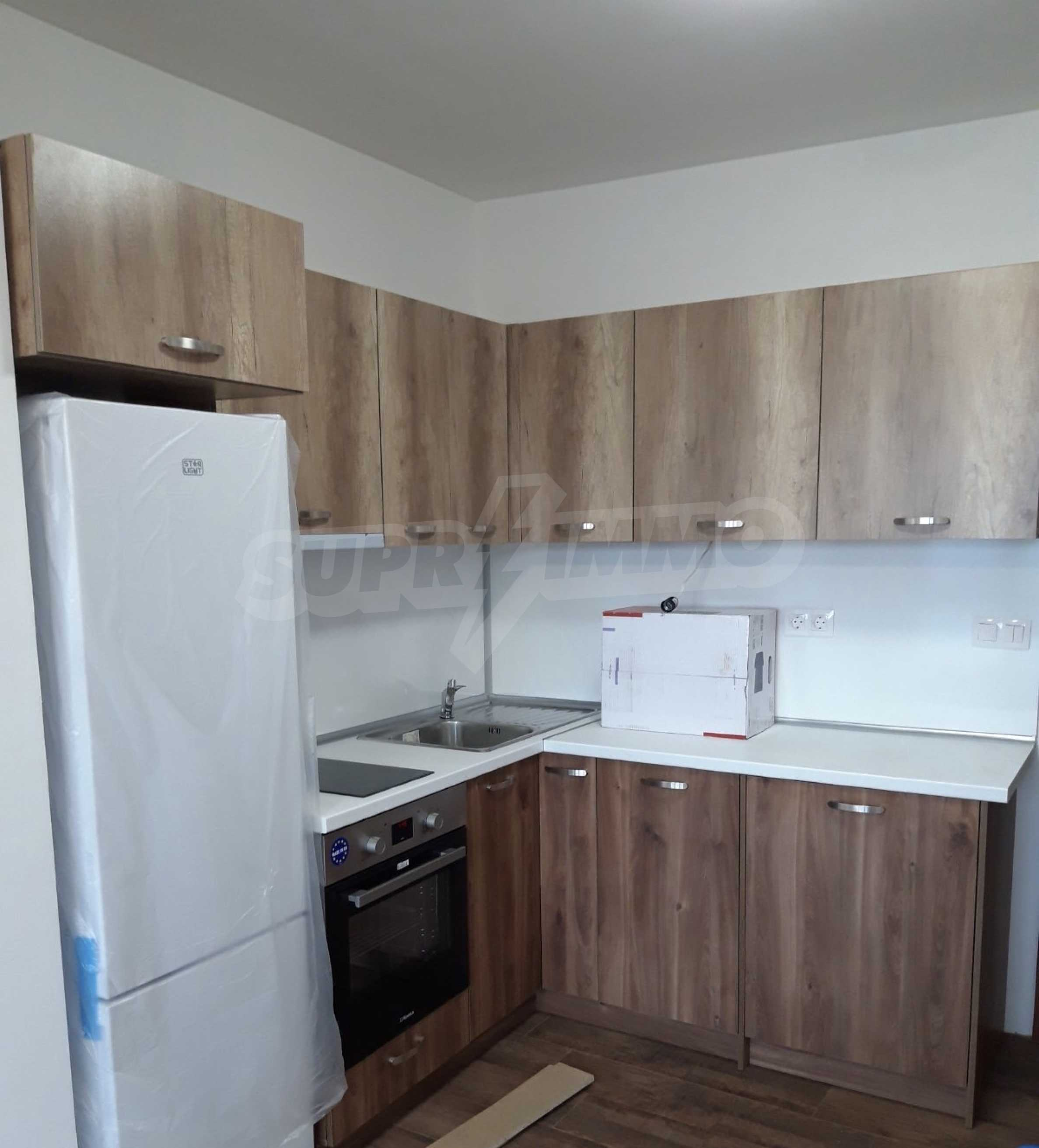 Brand new, one-bedroom apartment with parking space in Vitosha district 4
