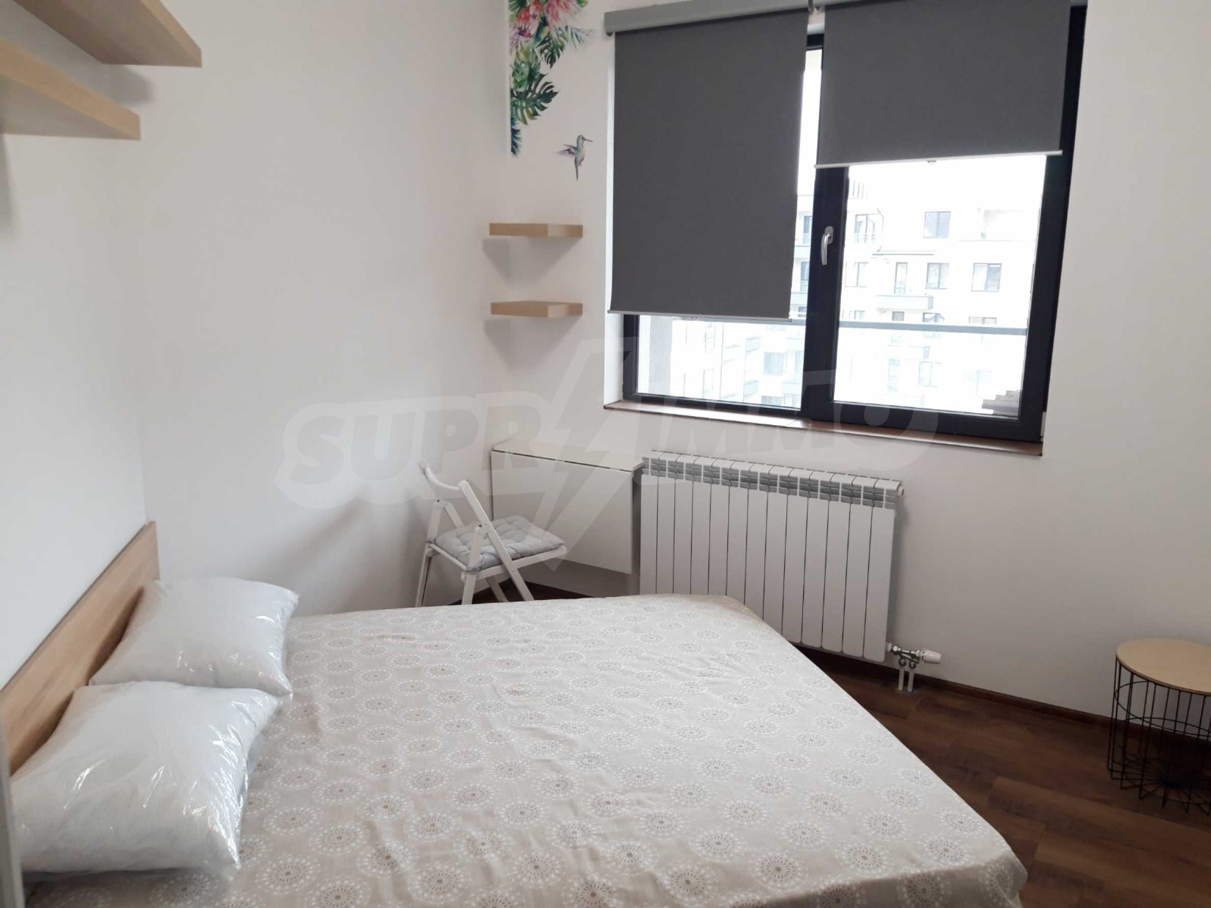 Brand new, one-bedroom apartment with parking space in Vitosha district 8