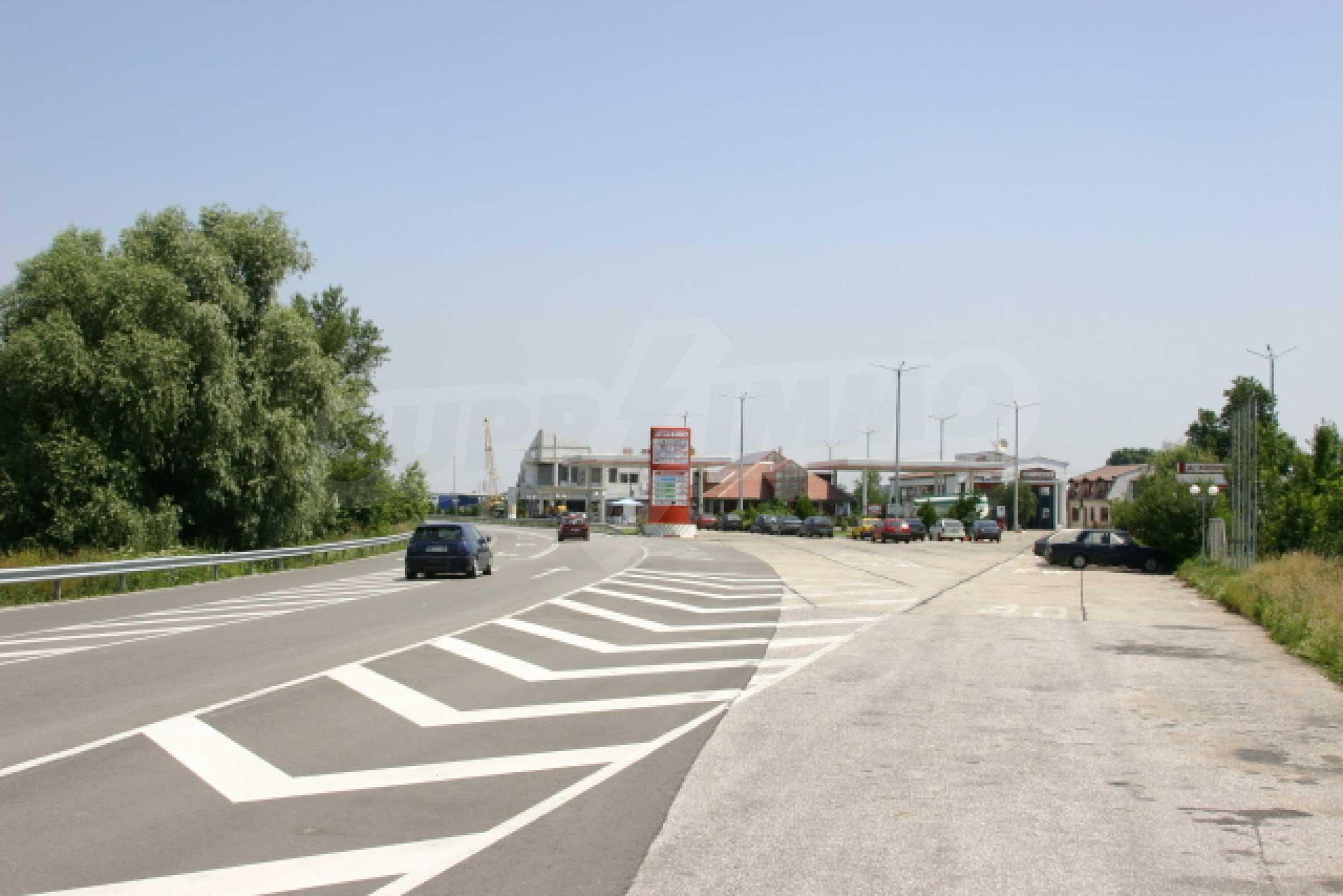 Индустриален парцел близо до Видин