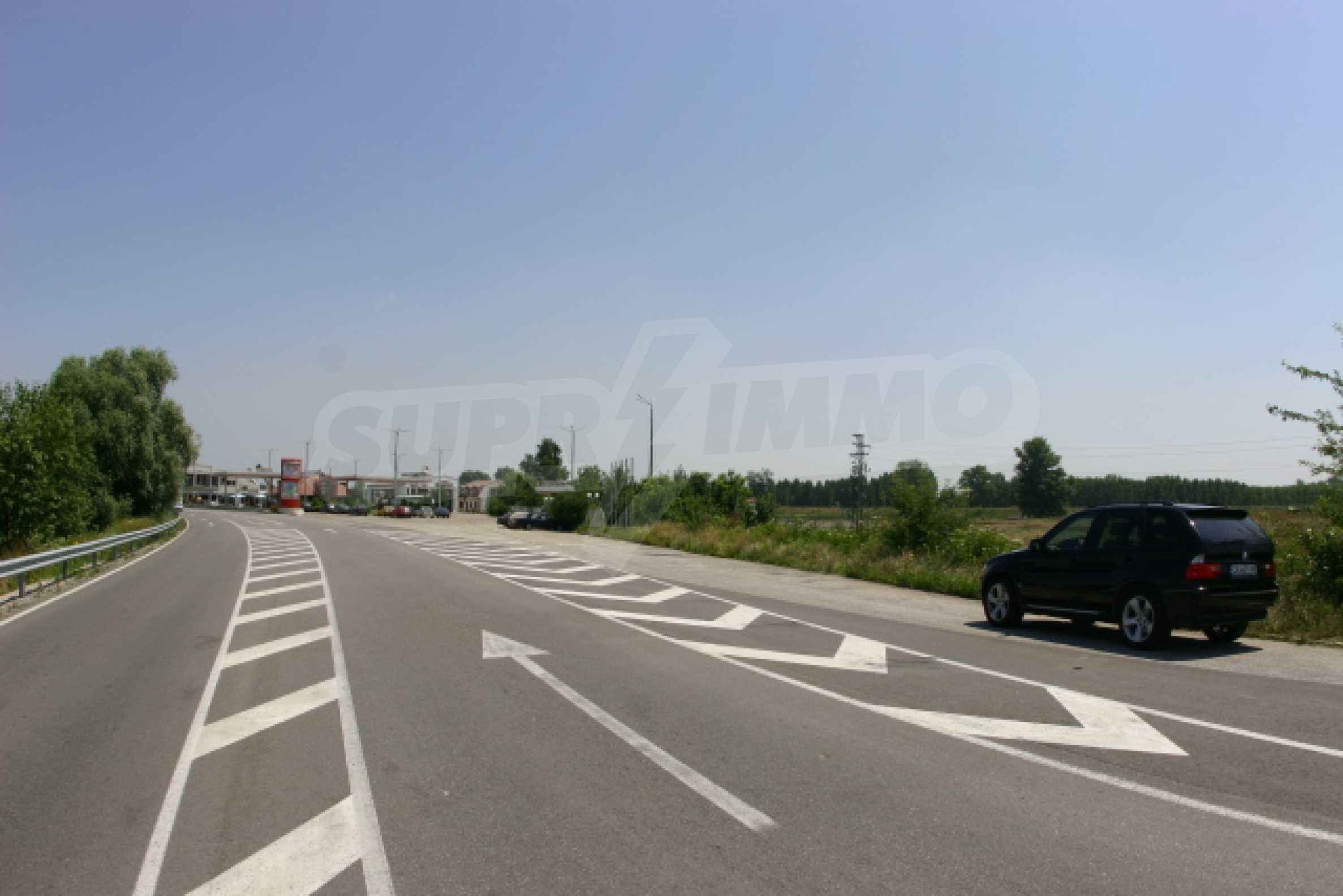 Индустриален парцел близо до Видин 2