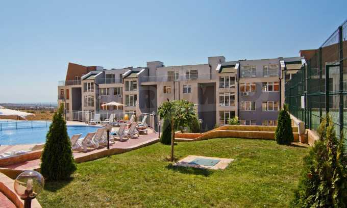 Sunset Kosharitsa - aпартаменти в атрактивен комплекс сред планината и морето, на 5 минути с кола от Слънчев бряг 8