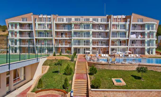Sunset Kosharitsa - aпартаменти в атрактивен комплекс сред планината и морето, на 5 минути с кола от Слънчев бряг 4