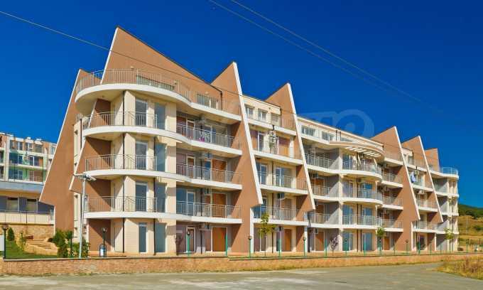 Sunset Kosharitsa - aпартаменти в атрактивен комплекс сред планината и морето, на 5 минути с кола от Слънчев бряг 32