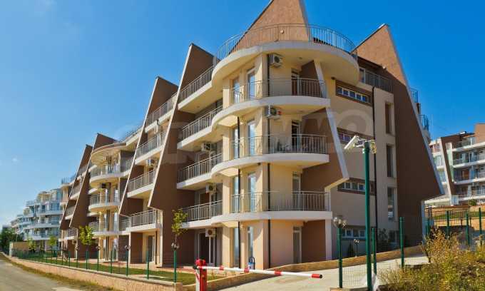 Sunset Kosharitsa - aпартаменти в атрактивен комплекс сред планината и морето, на 5 минути с кола от Слънчев бряг 33