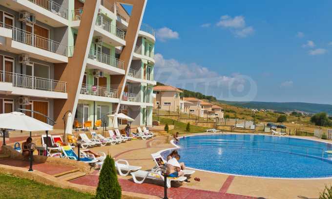 Sunset Kosharitsa - aпартаменти в атрактивен комплекс сред планината и морето, на 5 минути с кола от Слънчев бряг 6