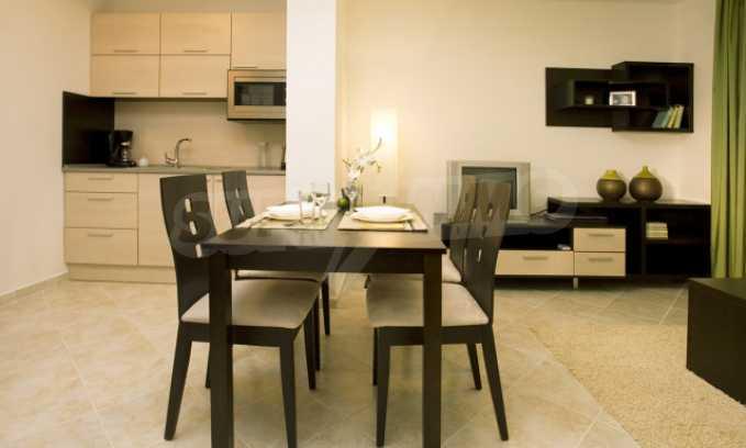 Sunset Kosharitsa - aпартаменти в атрактивен комплекс сред планината и морето, на 5 минути с кола от Слънчев бряг 52