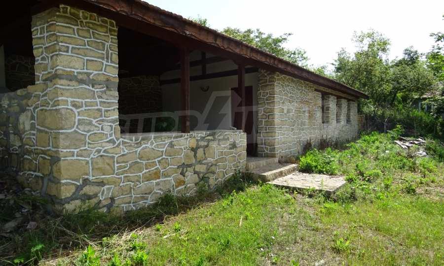 Две каменни къщи в Чернево 25