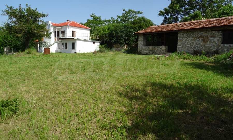 Две каменни къщи в Чернево 2