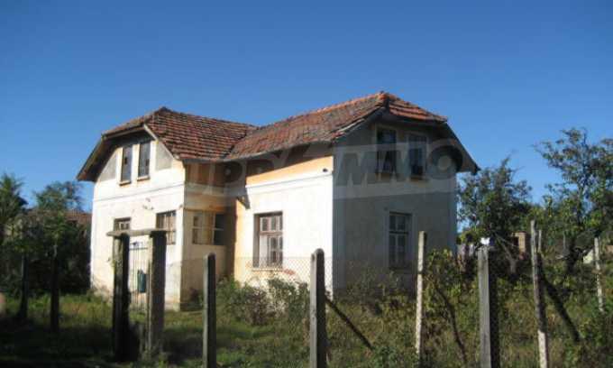 Къща за продан в района на гр. Монтана
