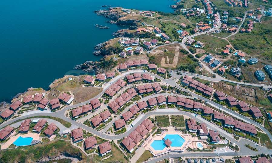 Созополис - уникални къщи тип дуплекс и апартаменти на брега на нос Колокита 56